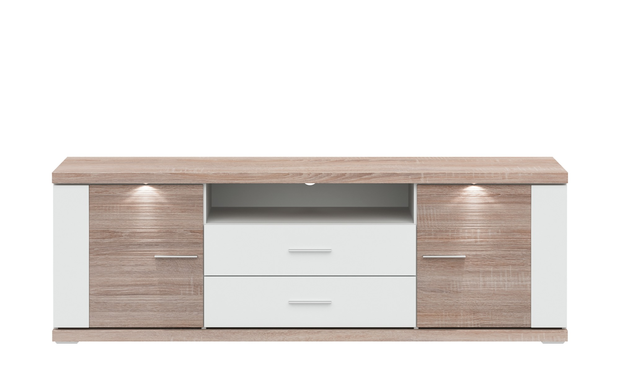 uno TV-Lowboard   Titan ¦ Maße (cm): B: 180 H: 60 T: 52 TV- & Media Möbel > TV-Racks - Höffner