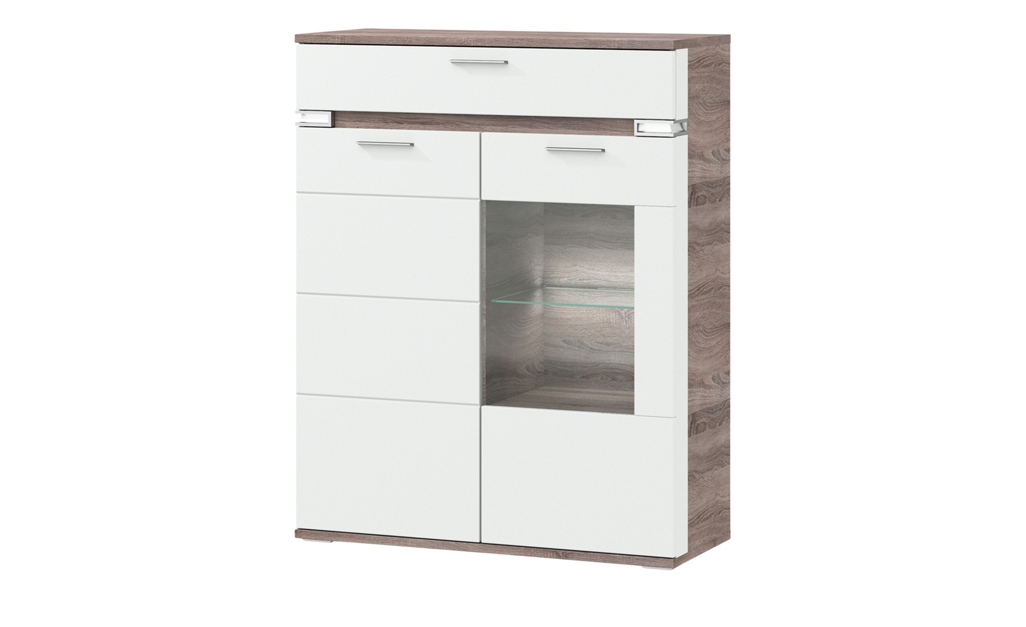 uno Highboard   Katt ¦ Maße (cm): B: 100 H: 126 T: 41 Kommoden & Sideboards > Highboards - Höffner