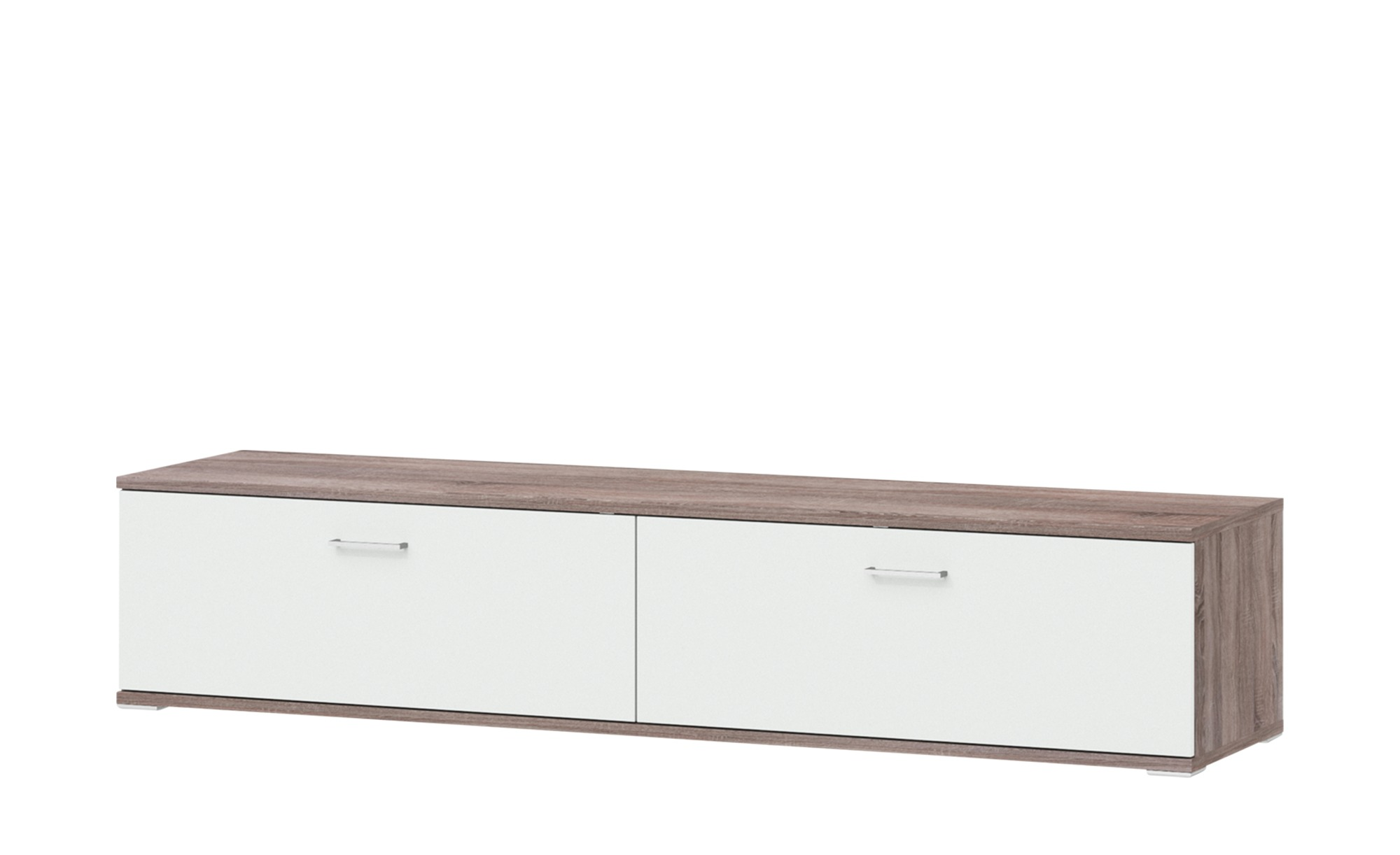 uno Lowboard  Onyx ¦ Maße (cm): B: 201 H: 42 T: 49 Kommoden & Sideboards > Lowboards - Höffner   Wohnzimmer > Schränke > Lowboards   Holzwerkstoff - Holz   Möbel Höffner DE