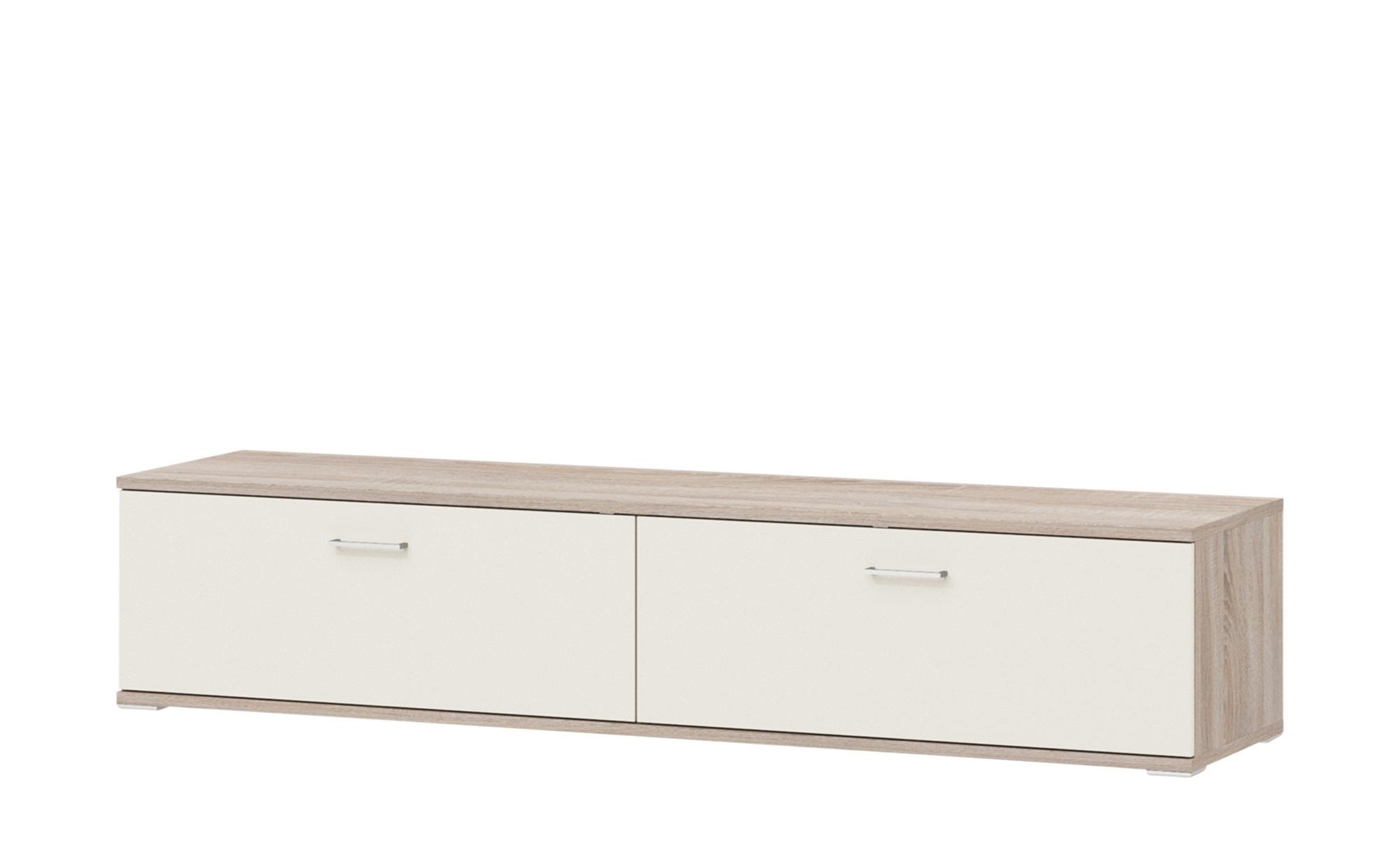 uno Lowboard  Onyx ¦ Maße (cm): B: 201 H: 42 T: 49 Kommoden & Sideboards > Lowboards - Höffner