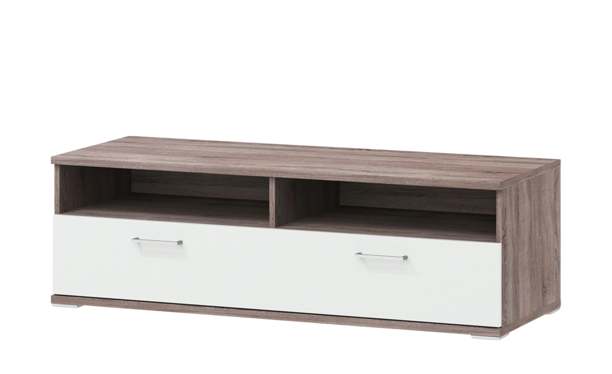 uno Lowboard  Onyx ¦ Maße (cm): B: 130 H: 42 T: 49 Kommoden & Sideboards > Lowboards - Höffner