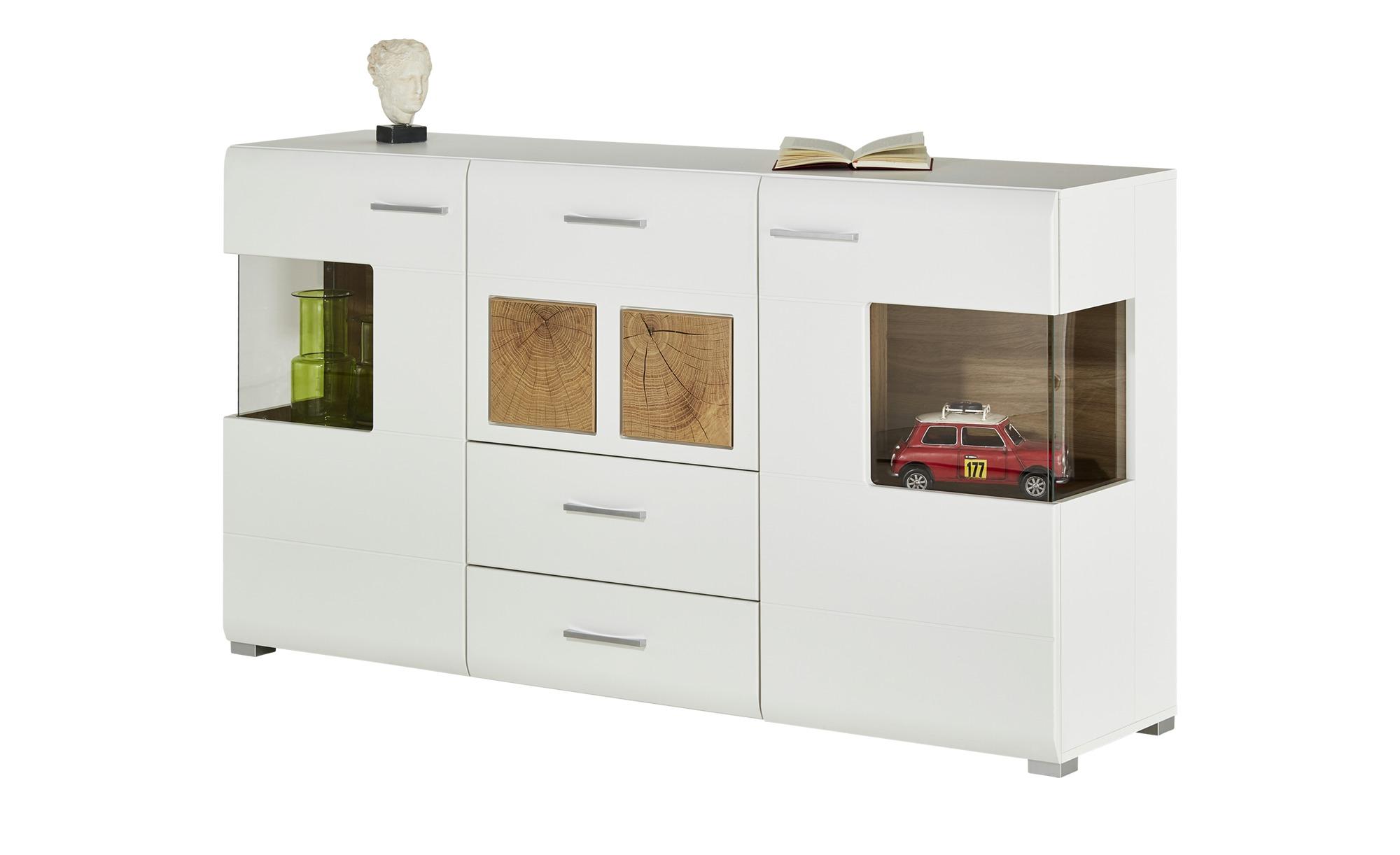 Sideboard  Cortina ¦ weiß ¦ Maße (cm): B: 170 H: 94 T: 42 Kommoden & Sideboards > Sideboards - Höffner