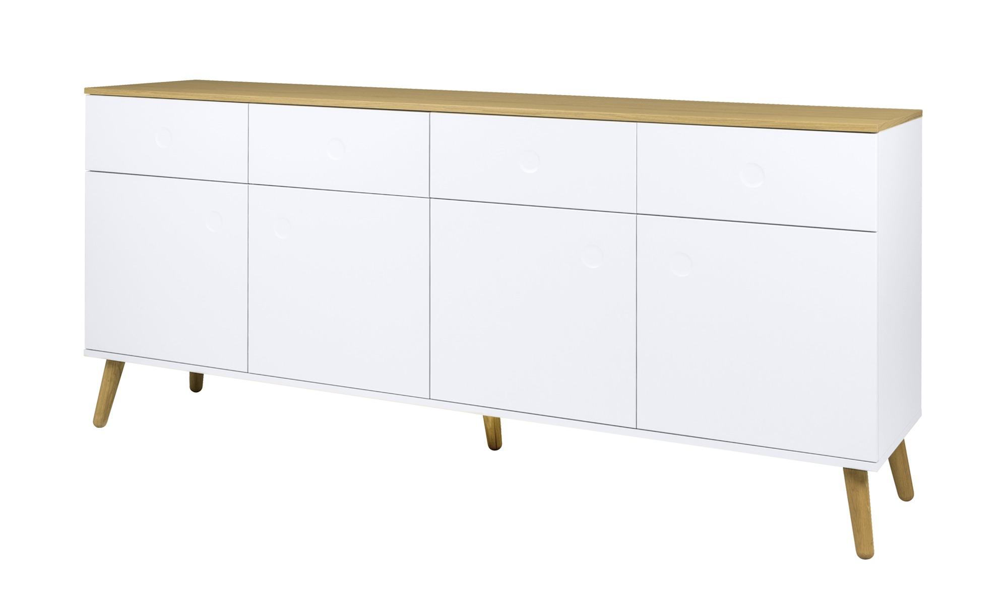 Roomers Sideboard  Scan ¦ Maße (cm): B: 192 H: 86 T: 43 Kommoden & Sideboards > Sideboards - Höffner