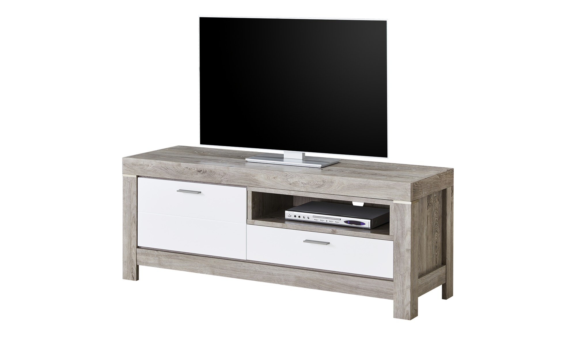 uno TV-Unterteil  Porto ¦ holzfarben ¦ Maße (cm): B: 150 H: 59 T: 47 TV- & Media Möbel > TV-Racks - Höffner