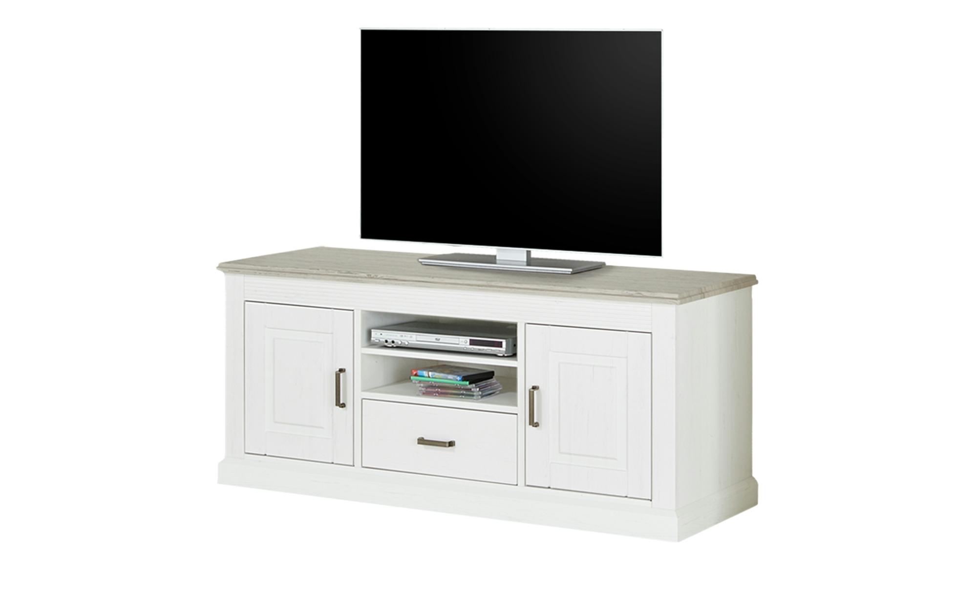 uno TV-Lowboard  Peru ¦ weiß ¦ Maße (cm): B: 150 H: 65 T: 52 TV- & Media Möbel > TV-Schränke - Höffner