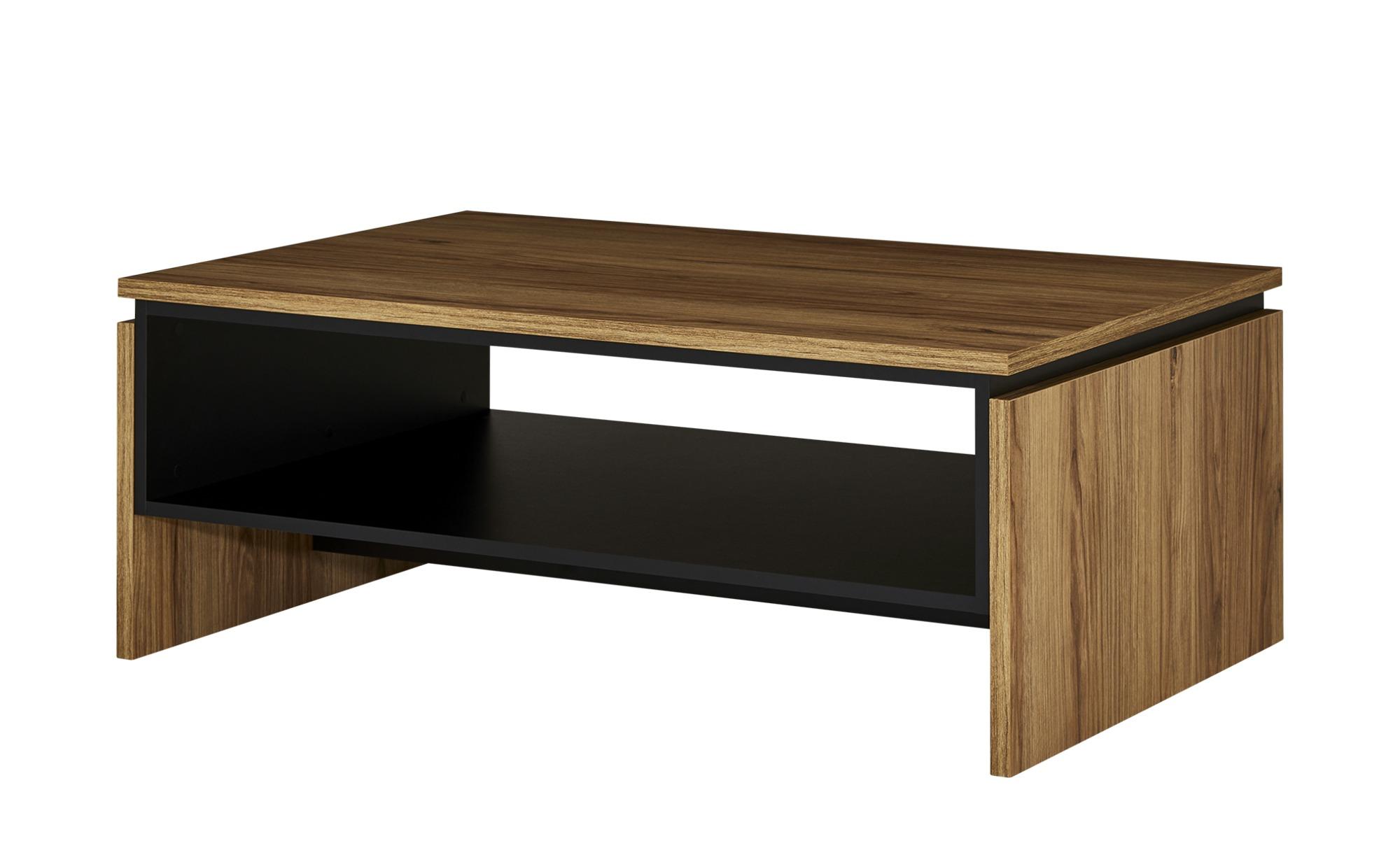 Couchtisch  Arezzo ¦ holzfarben ¦ Maße (cm): B: 70 H: 42,8 T: 42,8 Tische > Couchtische > Couchtische rechteckig - Höffner