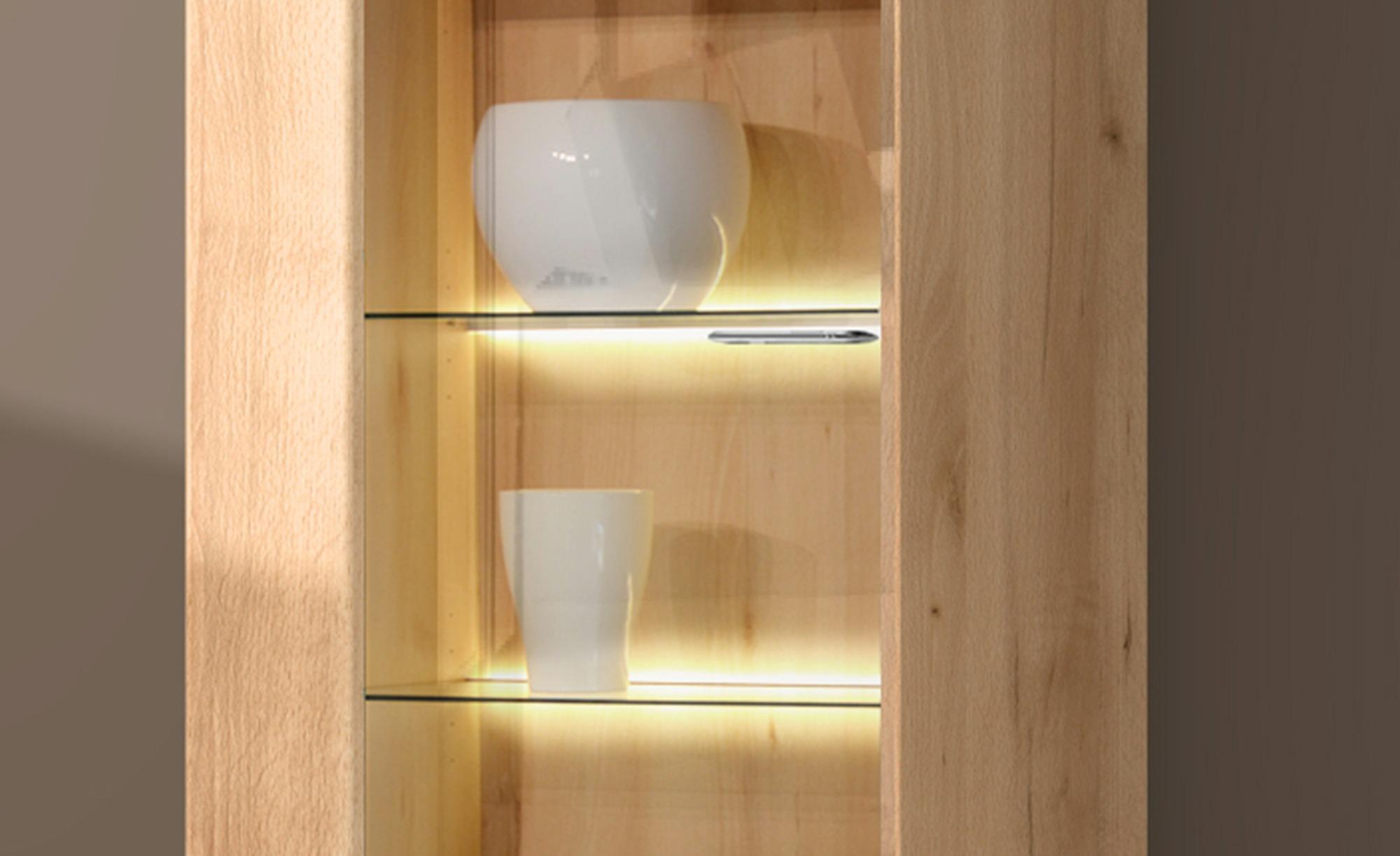 Beleuchtung für Wohnwand  Largo Lampen & Leuchten > Innenleuchten > Möbelleuchten - Höffner