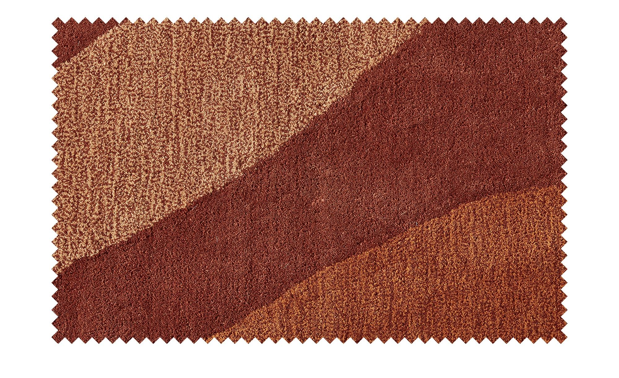 Gray & Jones Handtuft-Teppich ¦ braun ¦ Maße (cm): B: 200 Teppiche > Wohnteppiche - Höffner