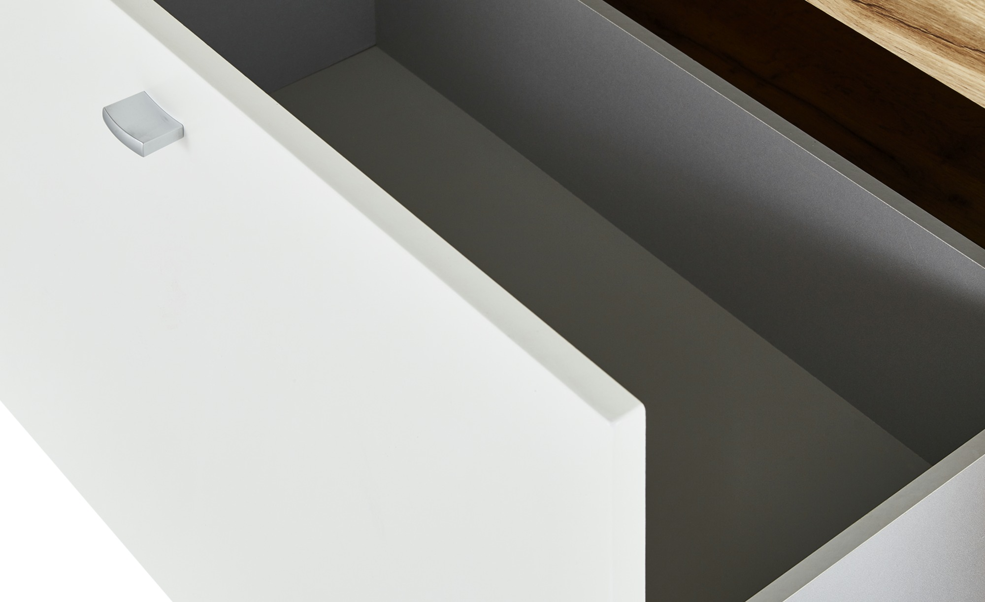 uno Sideboard  Terrazzo ¦ holzfarben ¦ Maße (cm): B: 190 H: 86 T: 50 Kommoden & Sideboards > Sideboards - Höffner