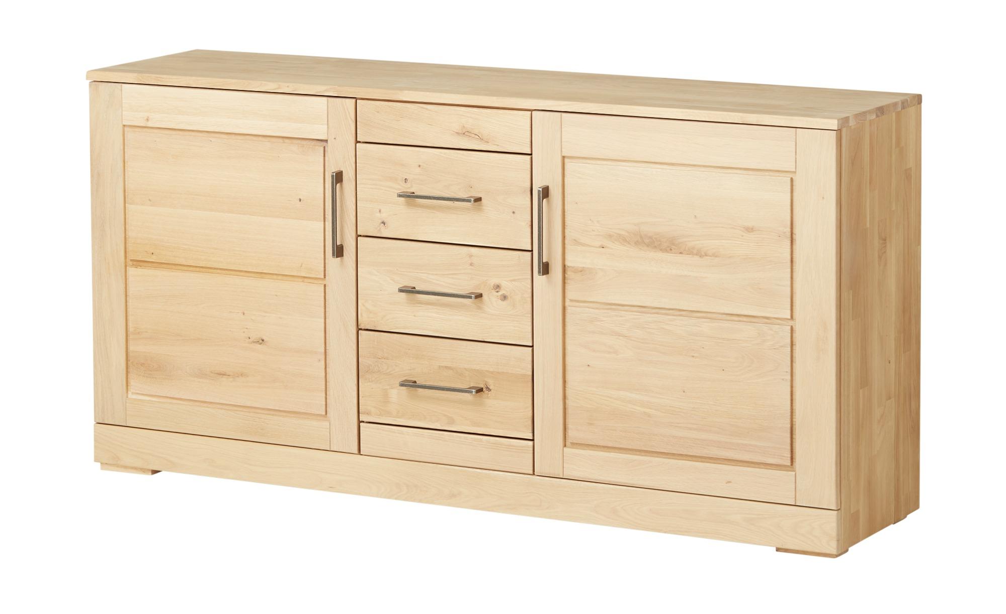 Woodford Sideboard  Melani ¦ holzfarben ¦ Maße (cm): B: 162 H: 81 T: 41 Kommoden & Sideboards > Sideboards - Höffner