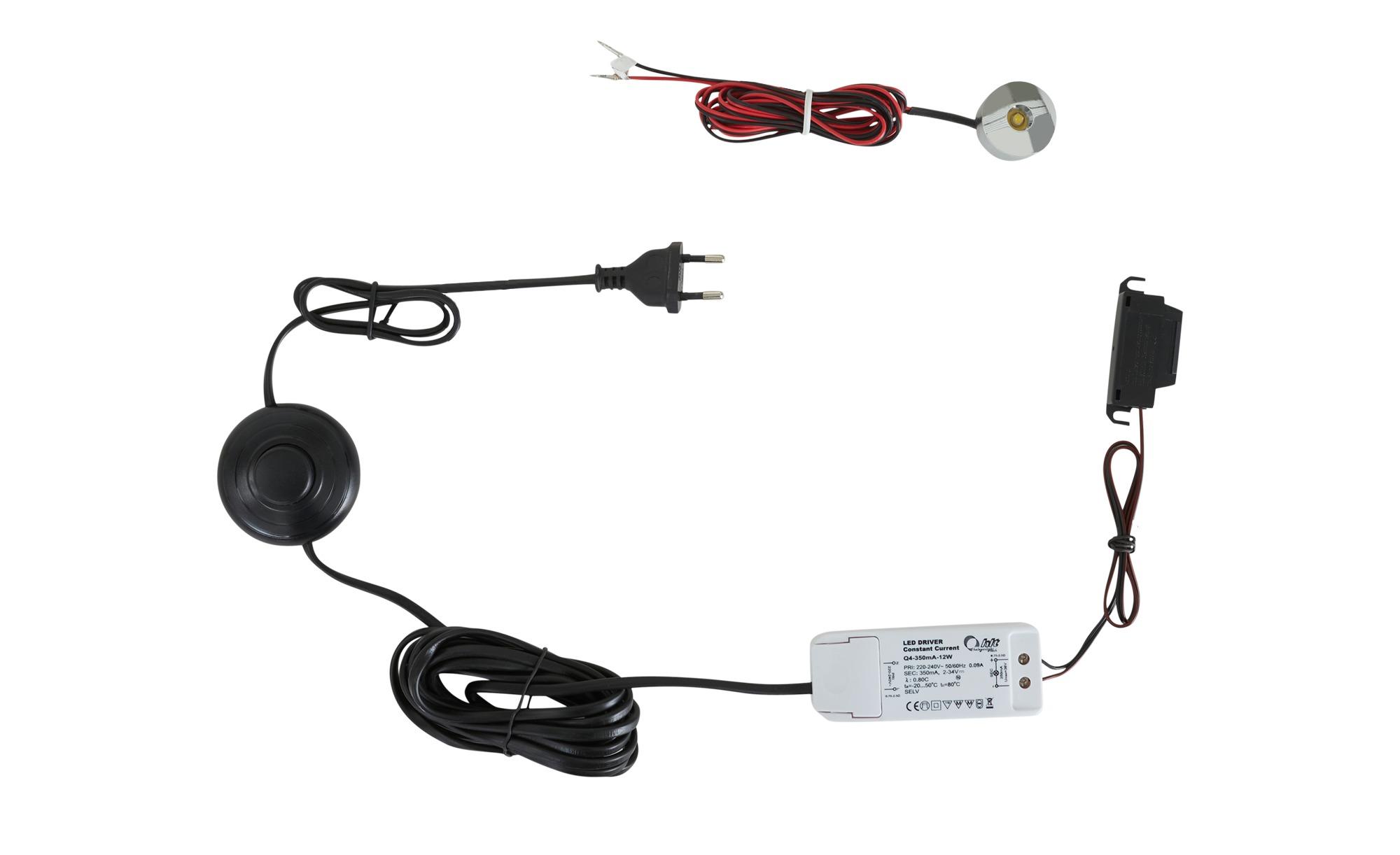 Wohnwert Power LED Spot. 2er -Set  Angus ¦ weiß Lampen & Leuchten > Innenleuchten > Möbelleuchten - Höffner