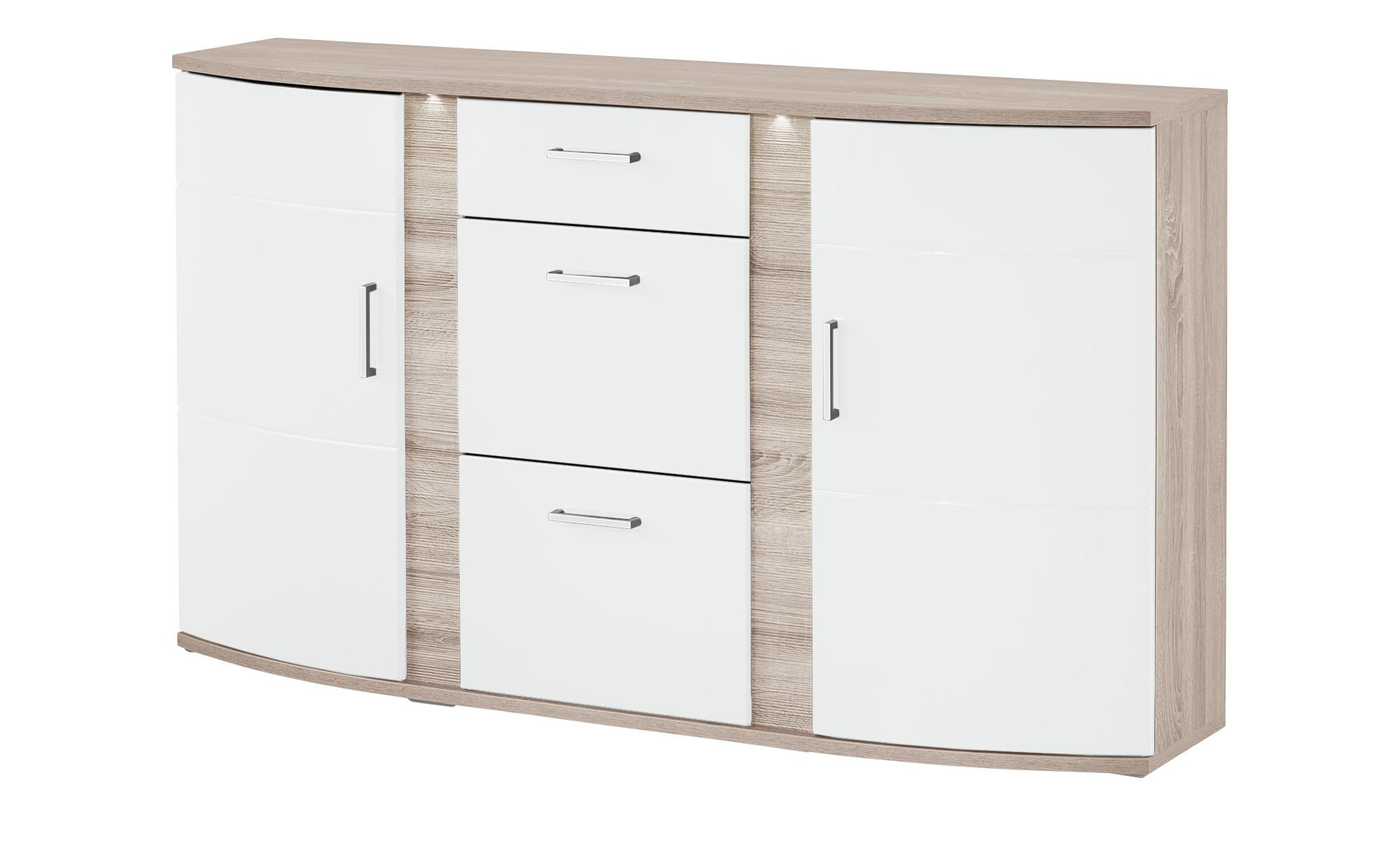 uno Sideboard   Onyx ¦ Maße (cm): B: 164 H: 94 T: 41 Kommoden & Sideboards > Sideboards - Höffner