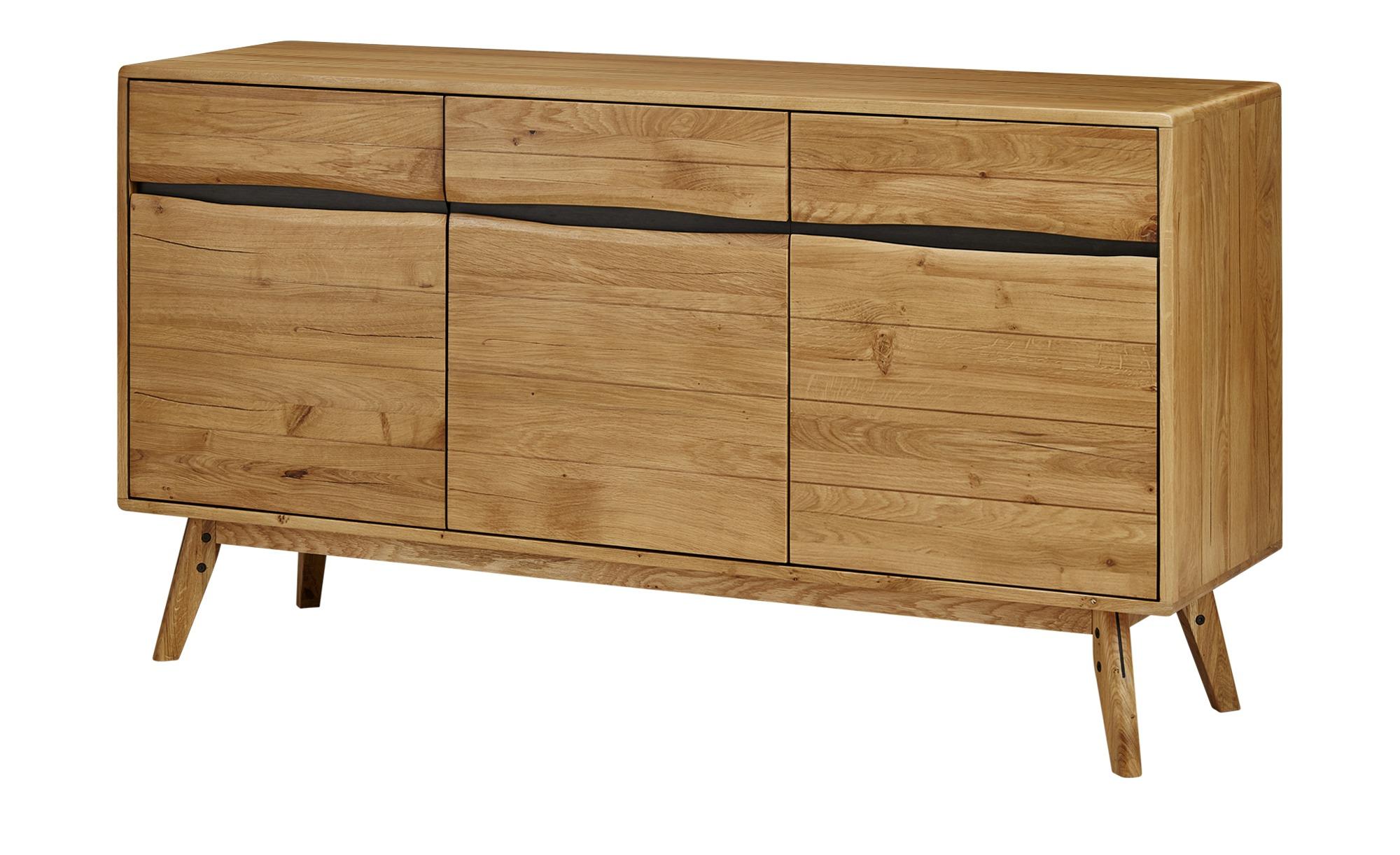 Sideboard  Cinnamon ¦ holzfarben ¦ Maße (cm): B: 160 H: 88 T: 45 Kommoden & Sideboards > Sideboards - Höffner