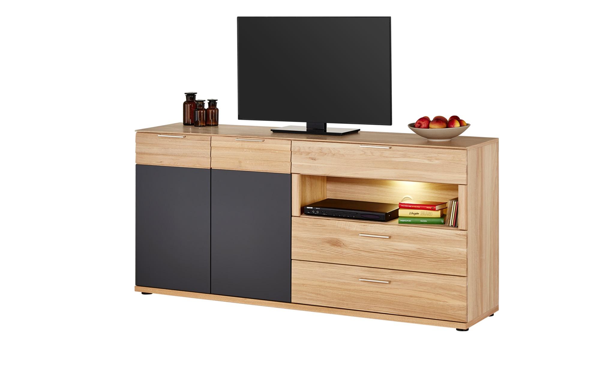 Woodford Sideboard   Achat ¦ holzfarben ¦ Maße (cm): B: 180 H: 87 T: 42 Kommoden & Sideboards > Sideboards - Höffner