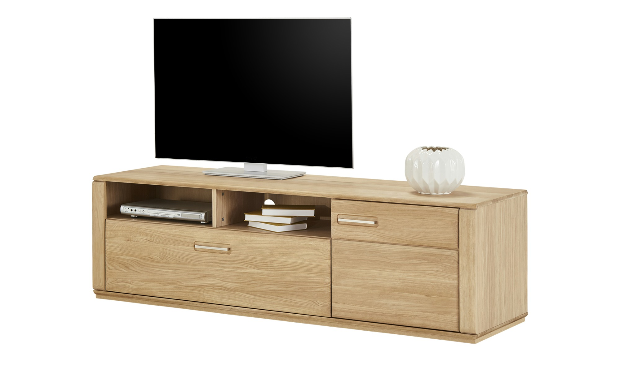 Woodford TV-Element  Dio ¦ holzfarben ¦ Maße (cm): B: 179 H: 50 T: 51 Kommoden & Sideboards > Lowboards - Höffner