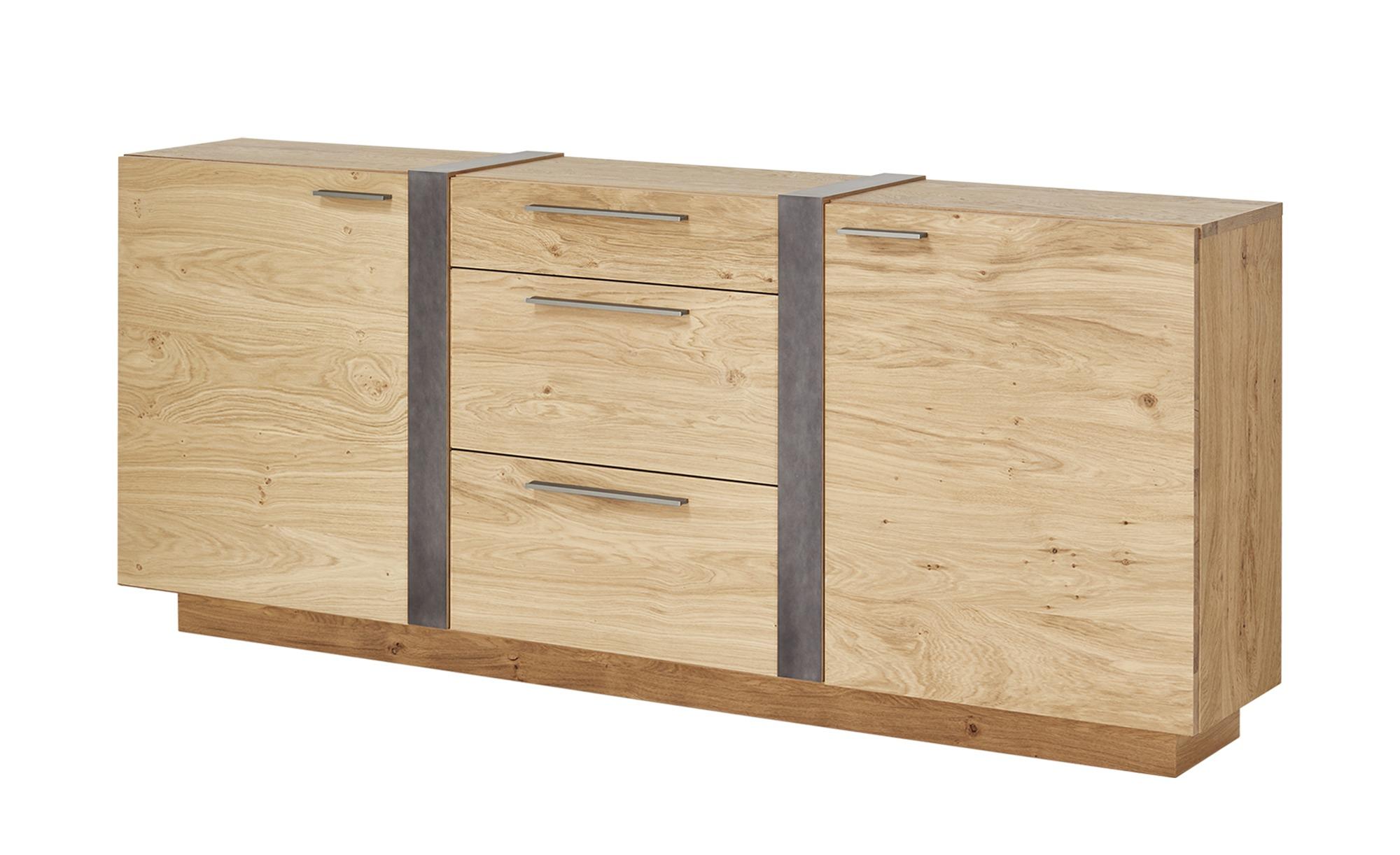 Sideboard   Lech ¦ Maße (cm): B: 209 H: 91 T: 38 Kommoden & Sideboards > Sideboards - Höffner