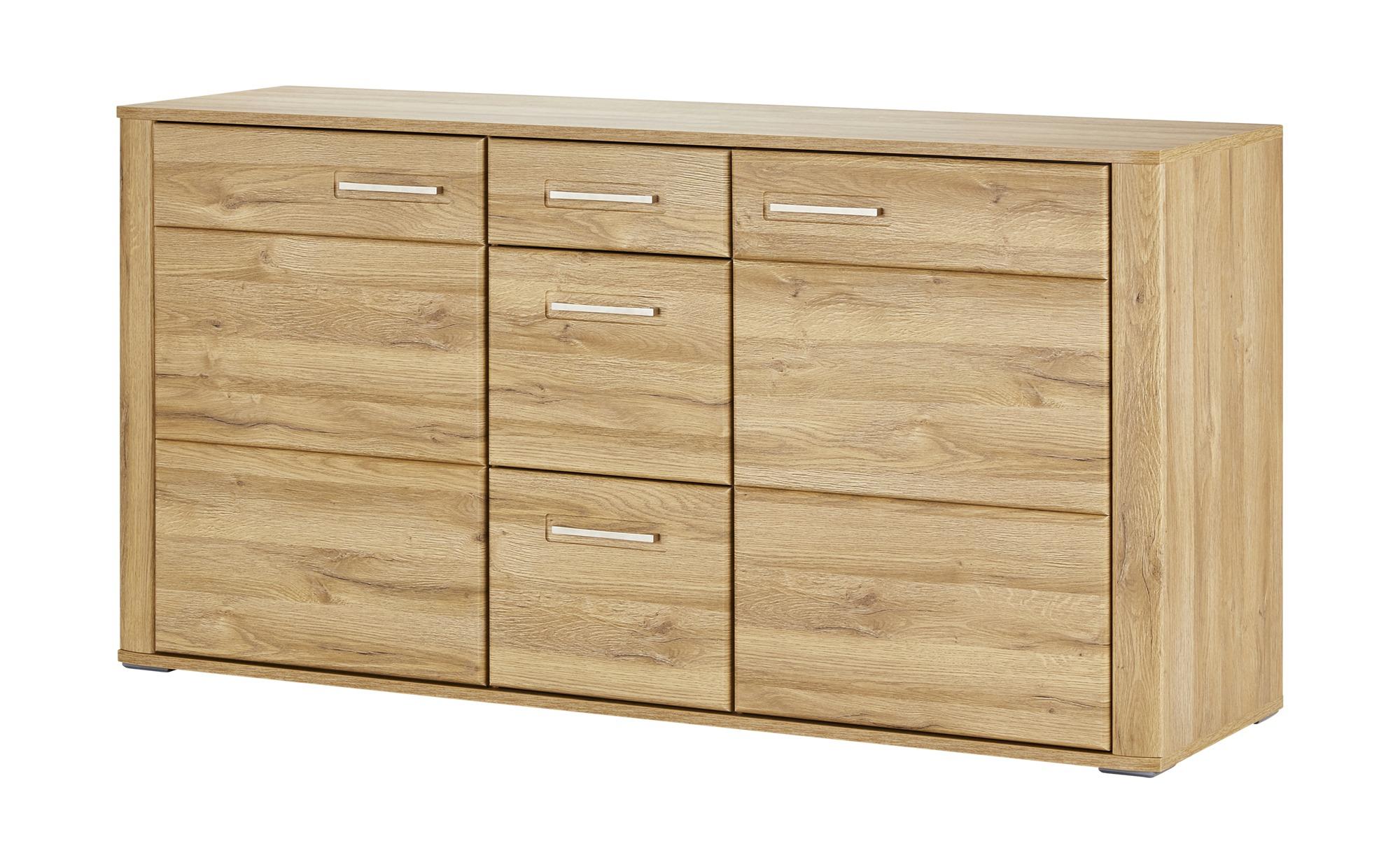 uno Sideboard  Lasal ¦ holzfarben ¦ Maße (cm): B: 162 H: 83 T: 47 Kommoden & Sideboards > Sideboards - Höffner