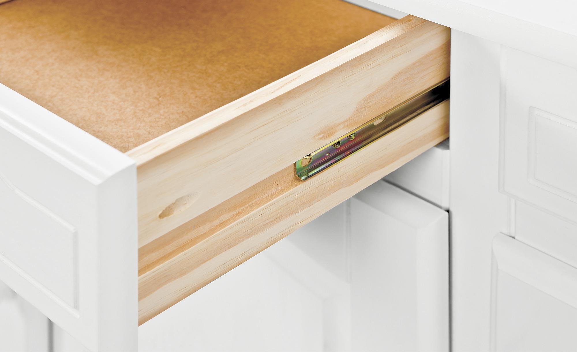 Sideboard  Tivoli ¦ weiß ¦ Maße (cm): B: 130 H: 87 T: 43 Kommoden & Sideboards > Sideboards - Höffner