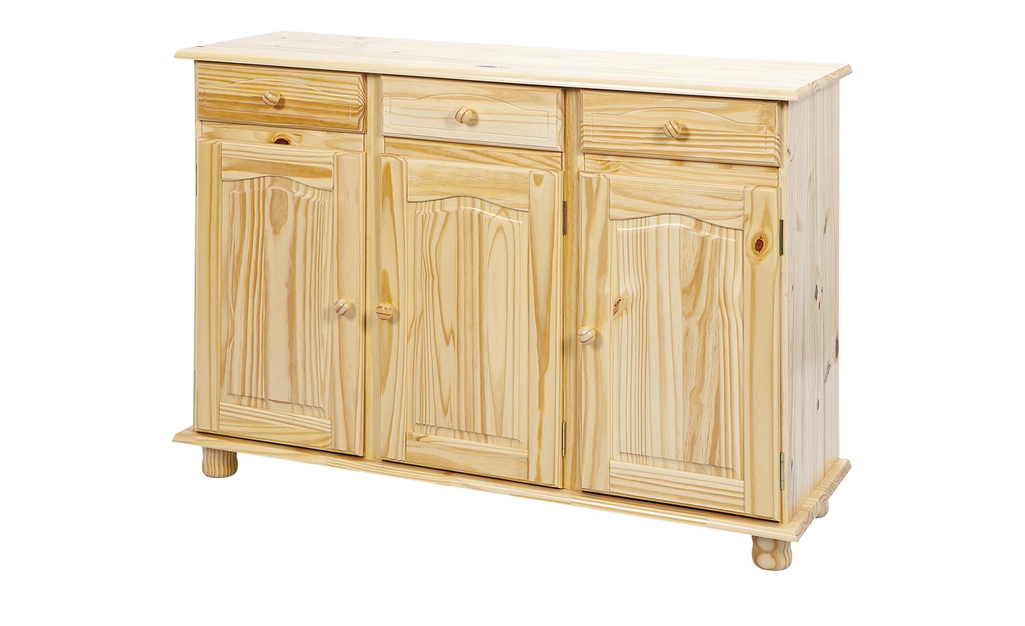 Sideboard  Tivoli ¦ holzfarben ¦ Maße (cm): B: 130 H: 87 T: 43 Kommoden & Sideboards > Sideboards - Höffner