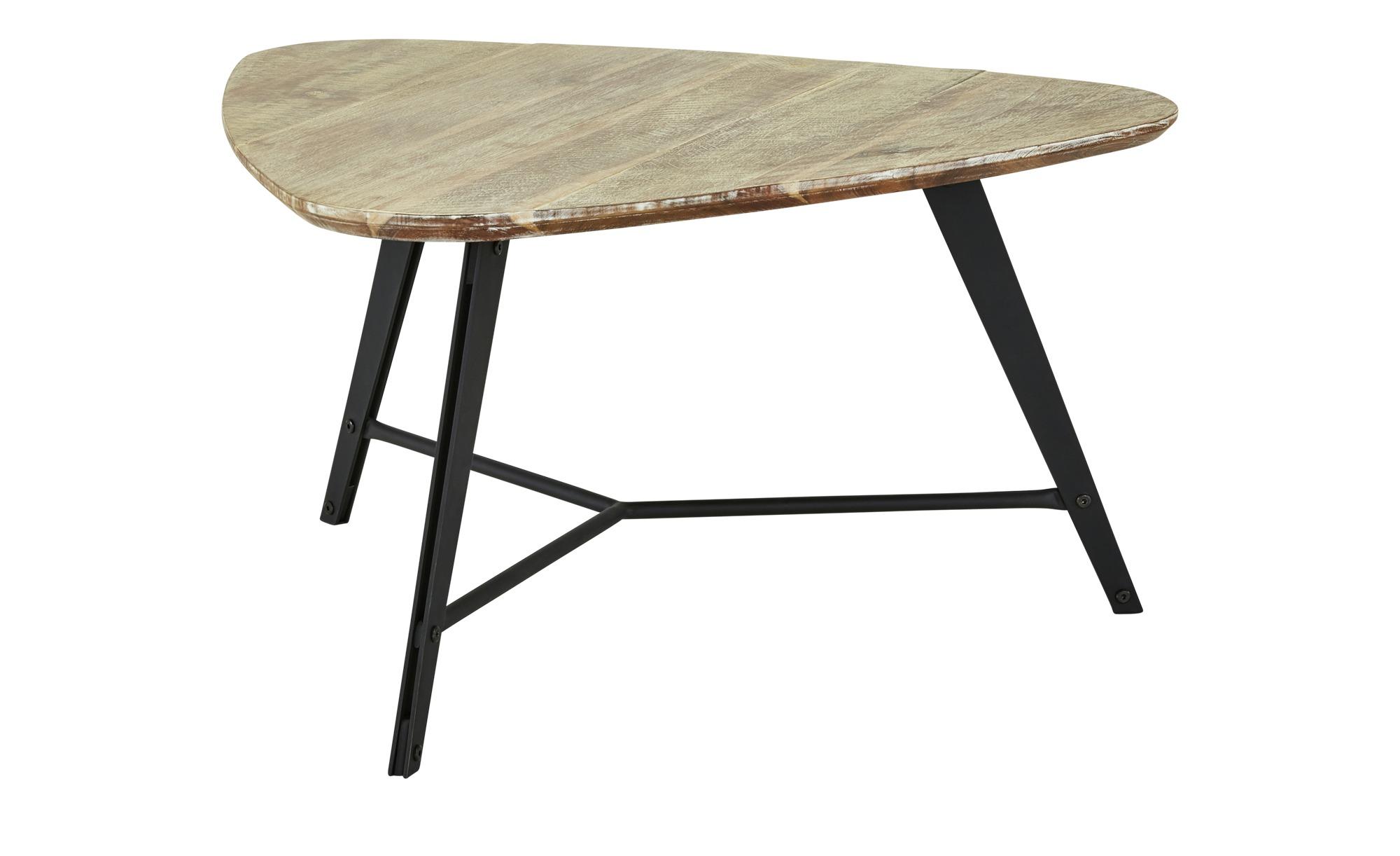 Couchtisch  Madagasca ¦ holzfarben ¦ Maße (cm): B: 80 H: 45 Tische > Couchtische > Couchtisch Massivholz - Höffner
