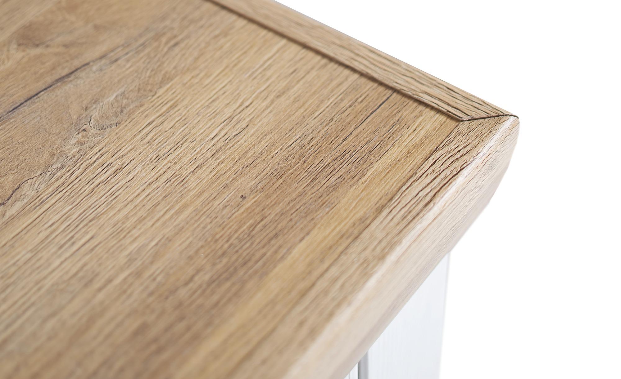 Highboard - R  Xanten ¦ weiß ¦ Maße (cm): B: 118 H: 142 T: 40 Kommoden & Sideboards > Highboards - Höffner