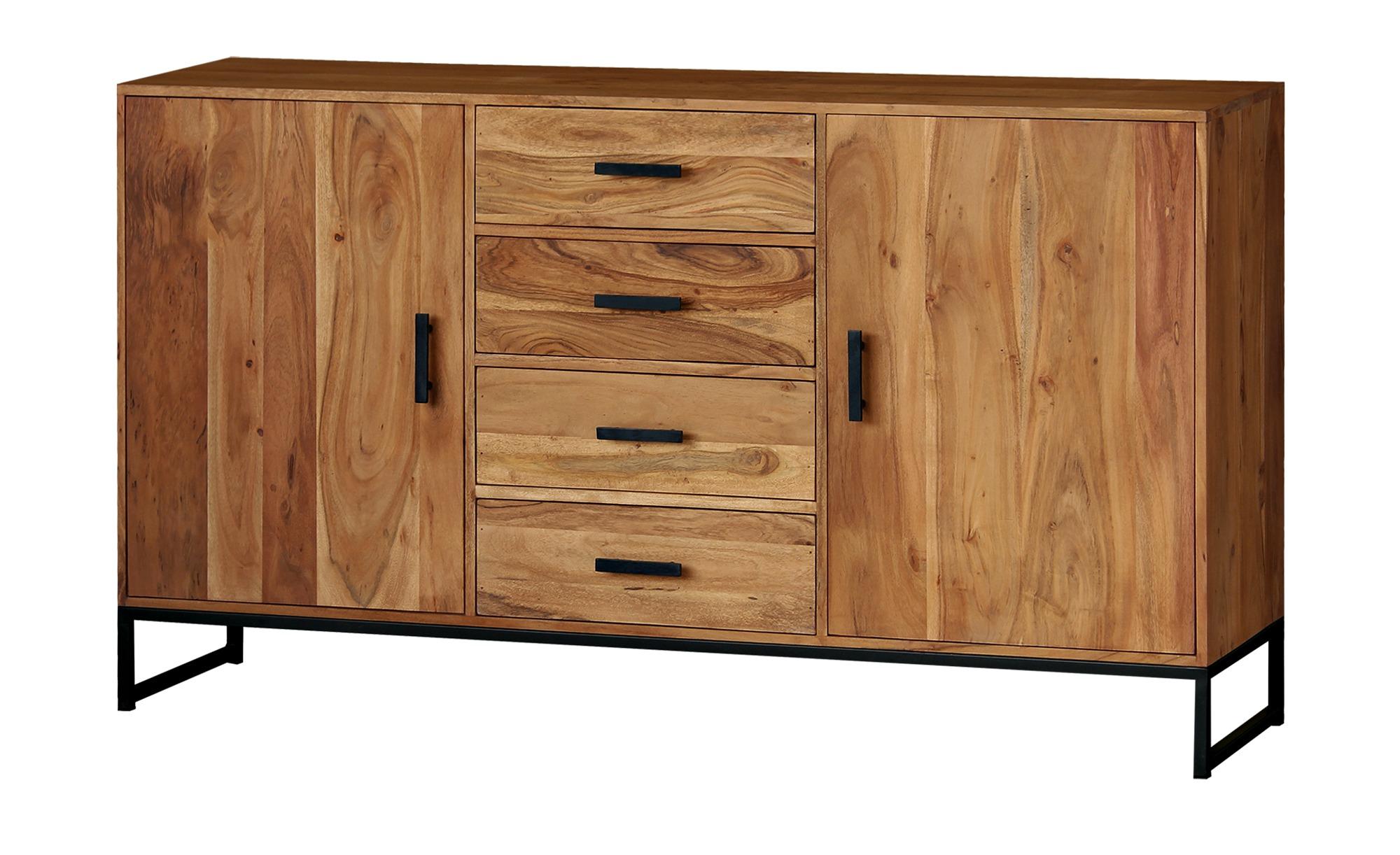 Sideboard  Candela ¦ holzfarben ¦ Maße (cm): B: 160 H: 90 T: 39 Kommoden & Sideboards > Sideboards - Höffner