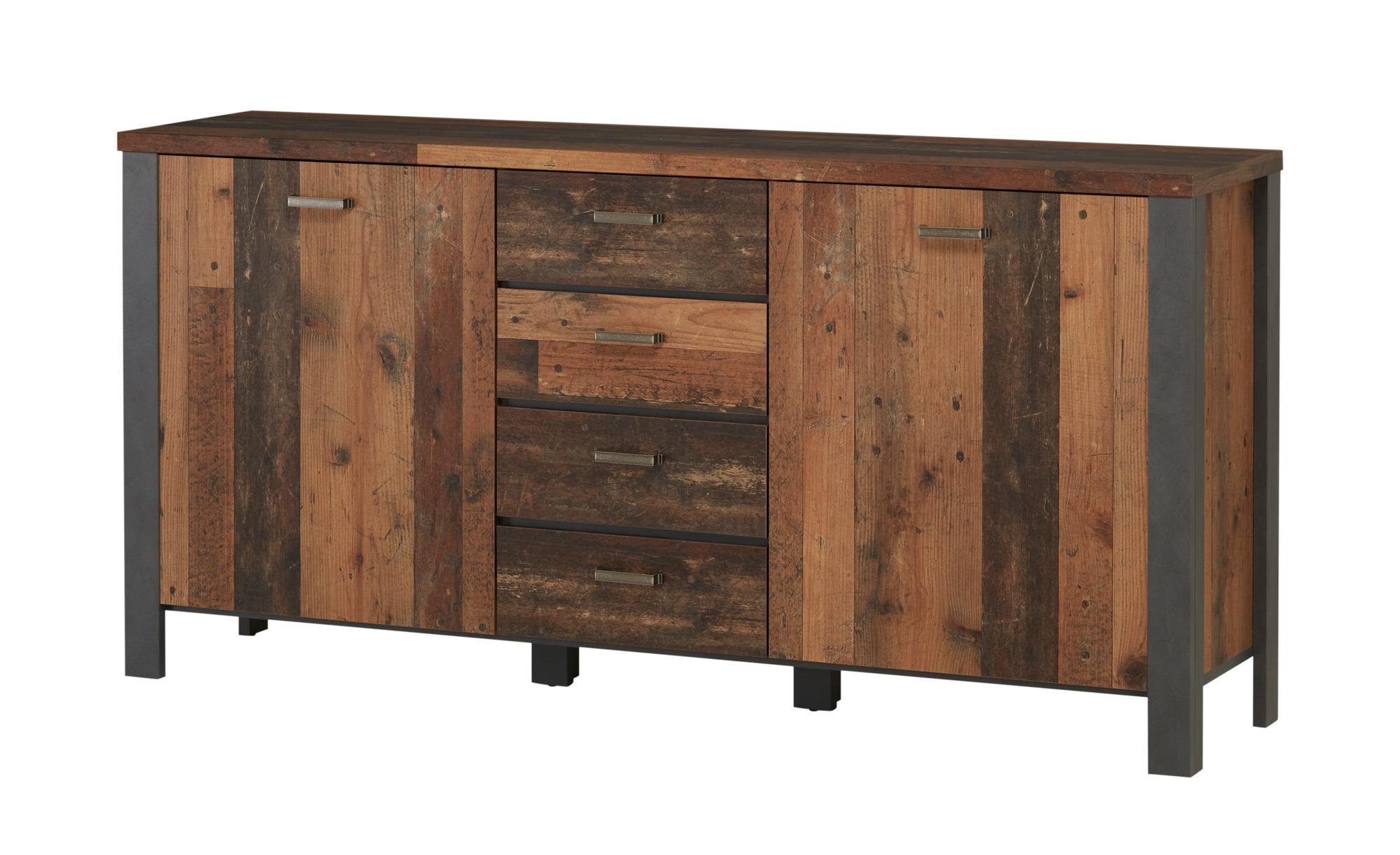 Sideboard  Carpella ¦ holzfarben ¦ Maße (cm): B: 179 H: 88 T: 44 Kommoden & Sideboards > Sideboards - Höffner