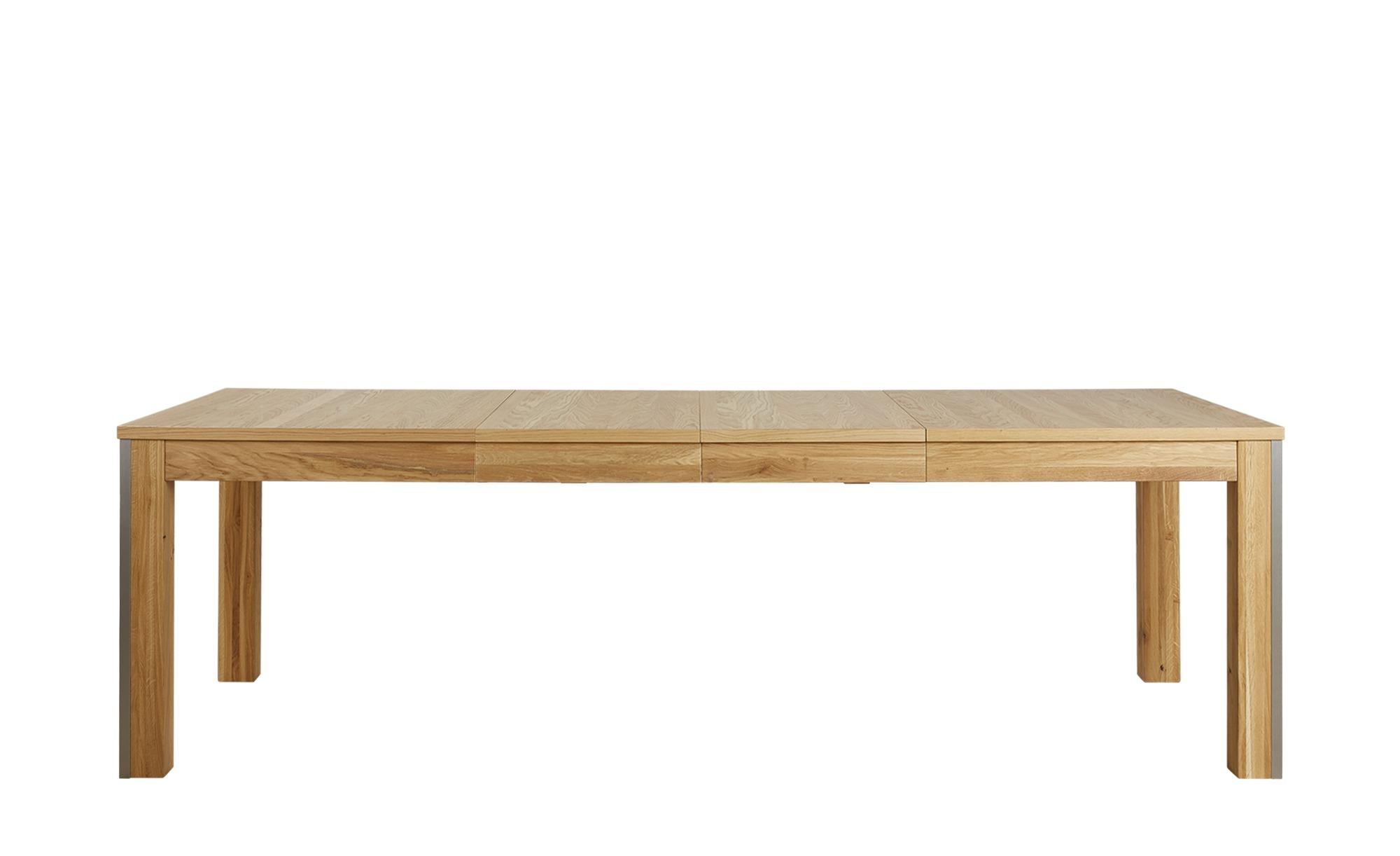 Woodford Esstisch ausziehbar  Felino ¦ holzfarben ¦ Maße (cm): B: 90 H: 77 Tische > Esstische > Esstische ausziehbar - Höffner