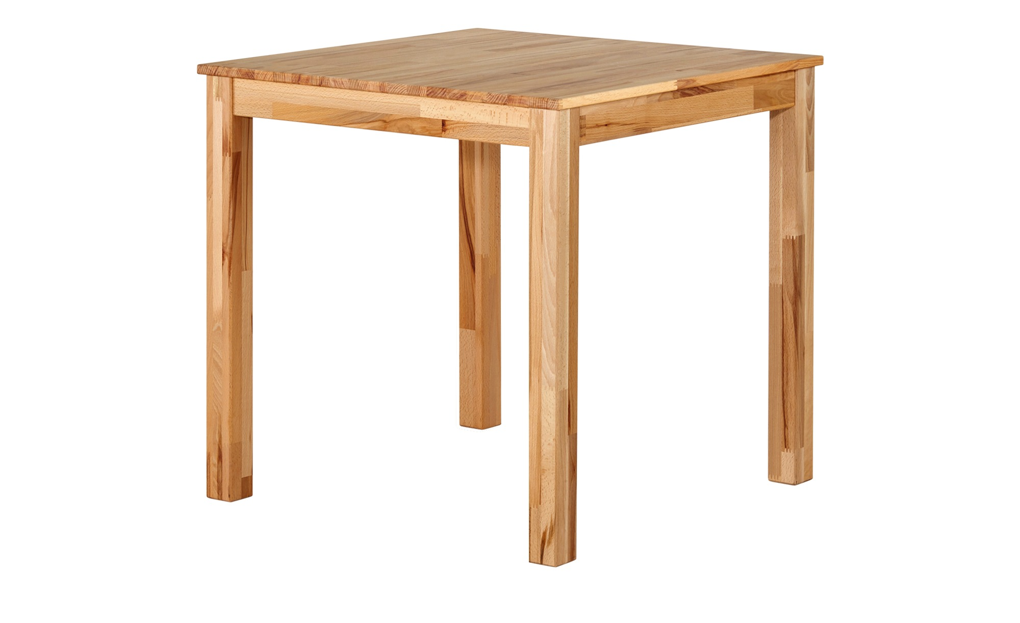 Esstisch  Fabian ¦ holzfarben ¦ Maße (cm): B: 75 H: 74 Tische > Esstische > Esstische massiv - Höffner