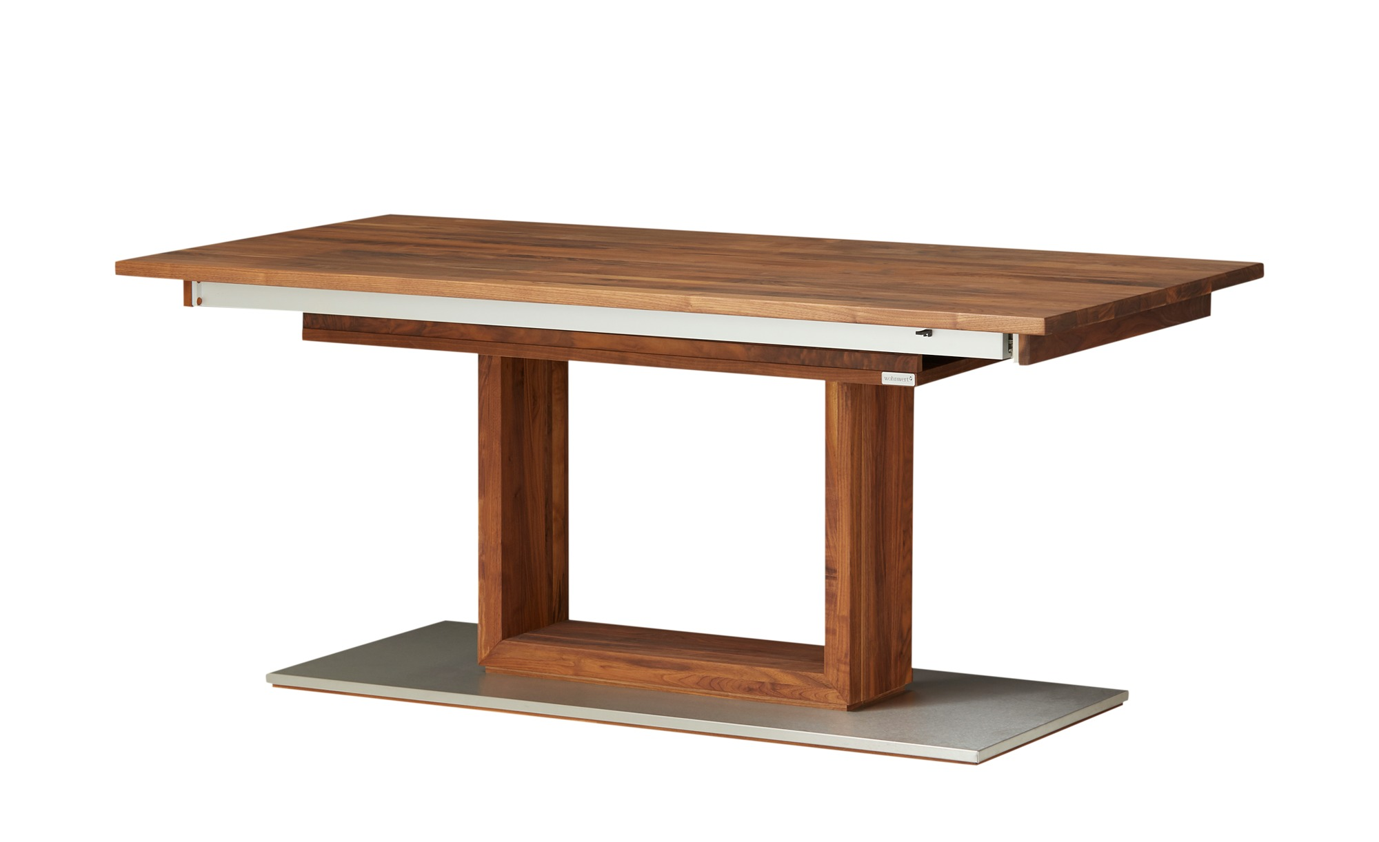 Wohnwert Esstisch  Der Säulentisch ¦ holzfarben ¦ Maße (cm): B: 90 H: 77 Tische > Esstische > Esstische massiv - Höffner