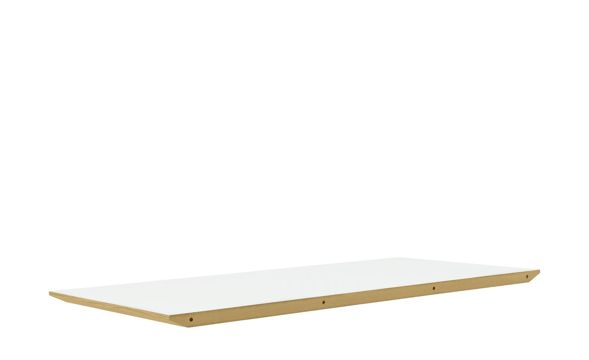 Einlegeplatte für Esstisch  Jesper ¦ weiß ¦ Maße (cm): B: 95 H: 2,5 Tische > Tischplatten - Höffner
