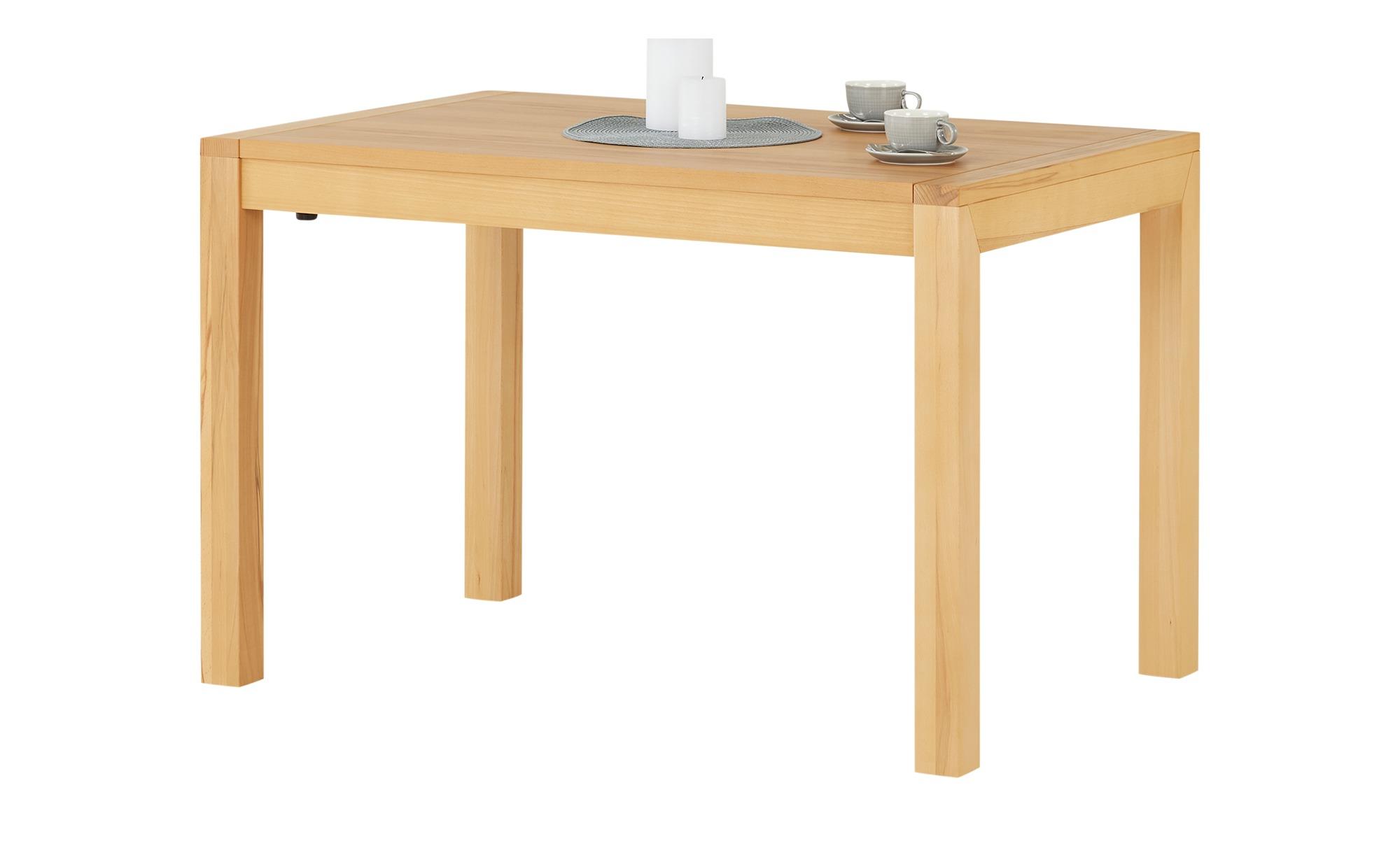 Woodford Esstisch ausziehbar  T17 ¦ holzfarben ¦ Maße (cm): B: 80 H: 76 Tische > Esstische > Esstische ausziehbar - Höffner