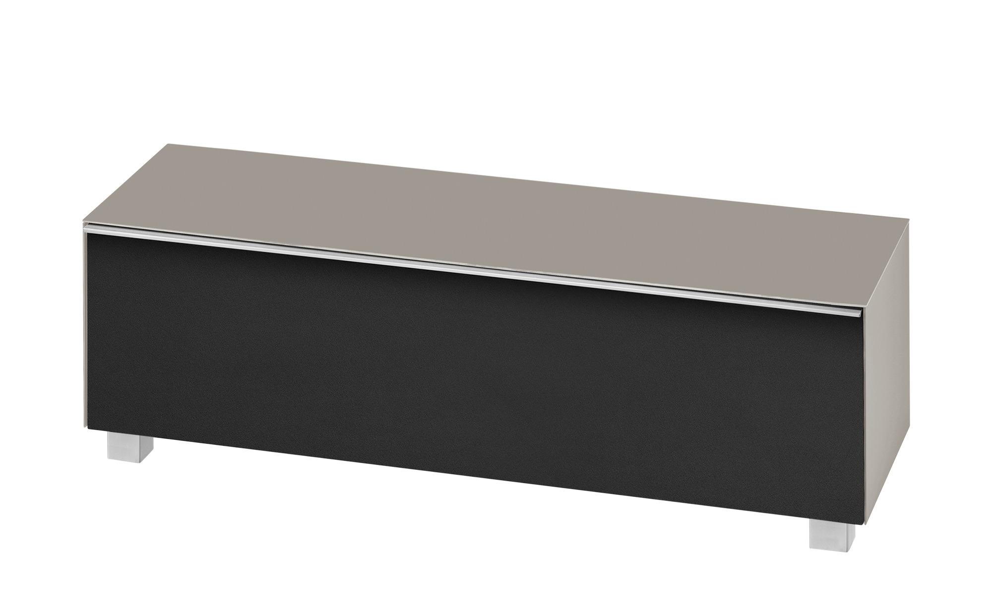 Lowboard  Soundbase S ¦ braun ¦ Maße (cm): B: 140 H: 43 T: 42 Kommoden & Sideboards > Lowboards - Höffner