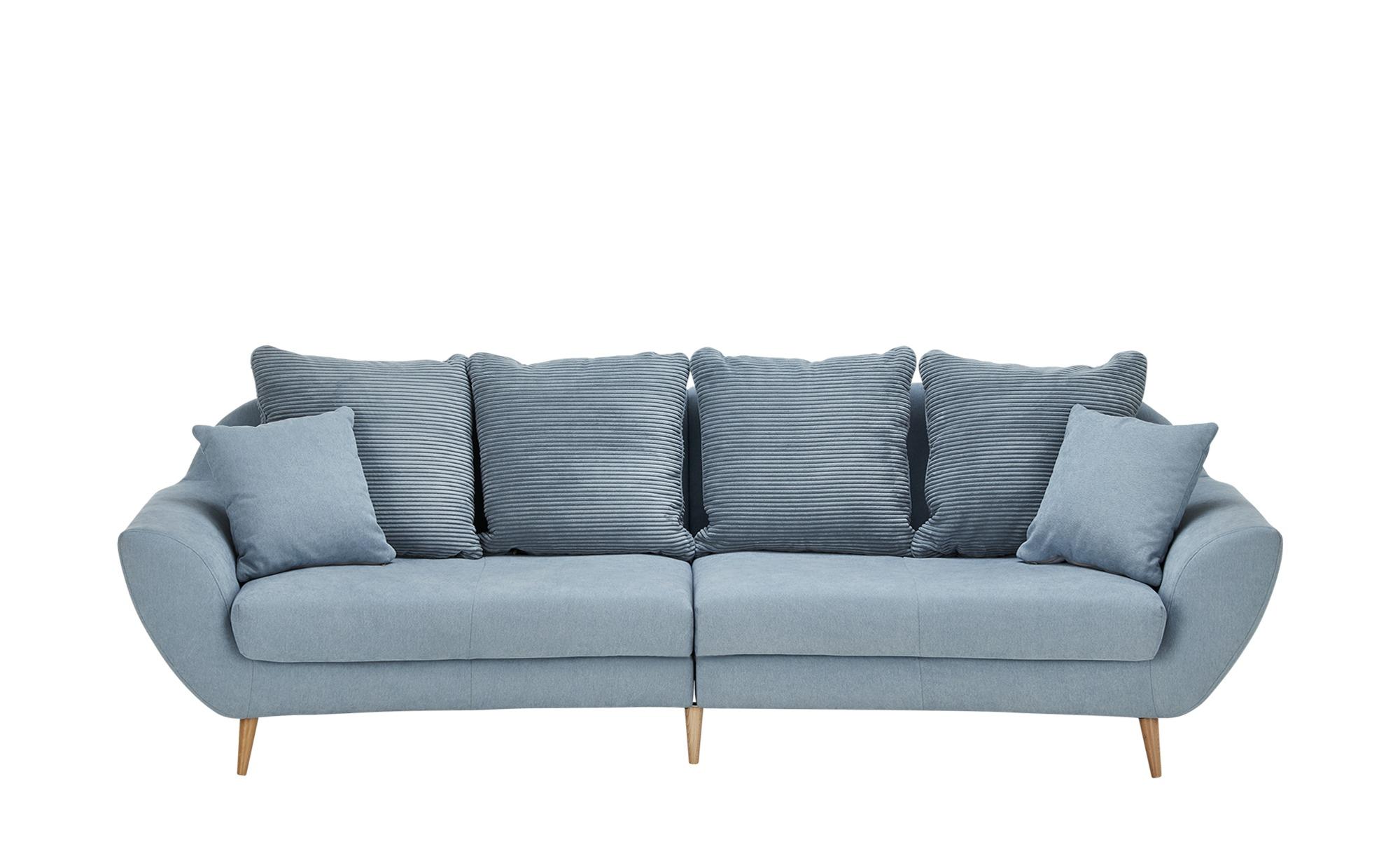 Big Sofa  Monaco ¦ Maße (cm): B: 260 H: 80 T: 110 Polstermöbel > Sofas > Big-Sofas - Höffner