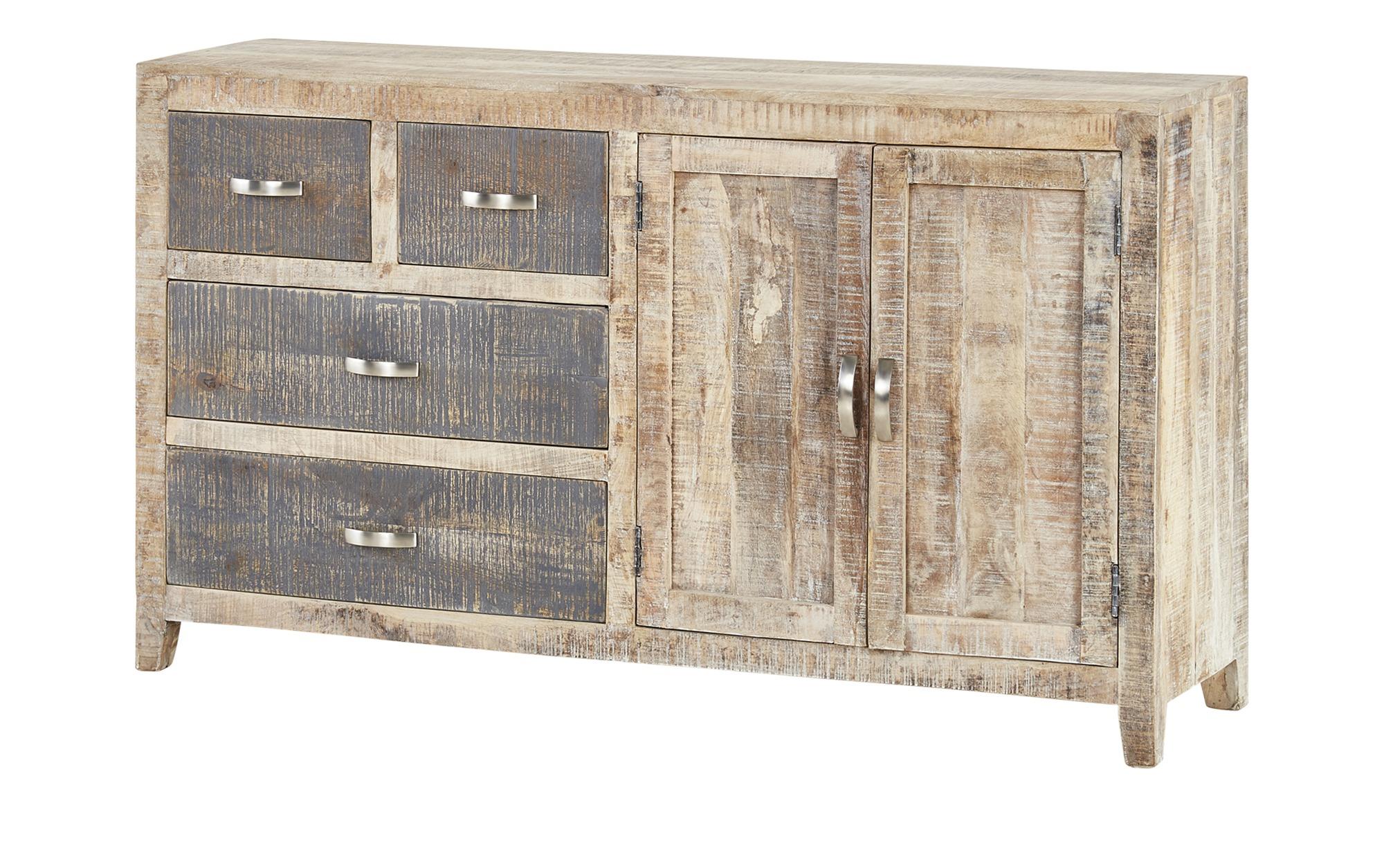 Sideboard  Quarter ¦ holzfarben ¦ Maße (cm): B: 150 H: 88 T: 43 Kommoden & Sideboards > Sideboards - Höffner