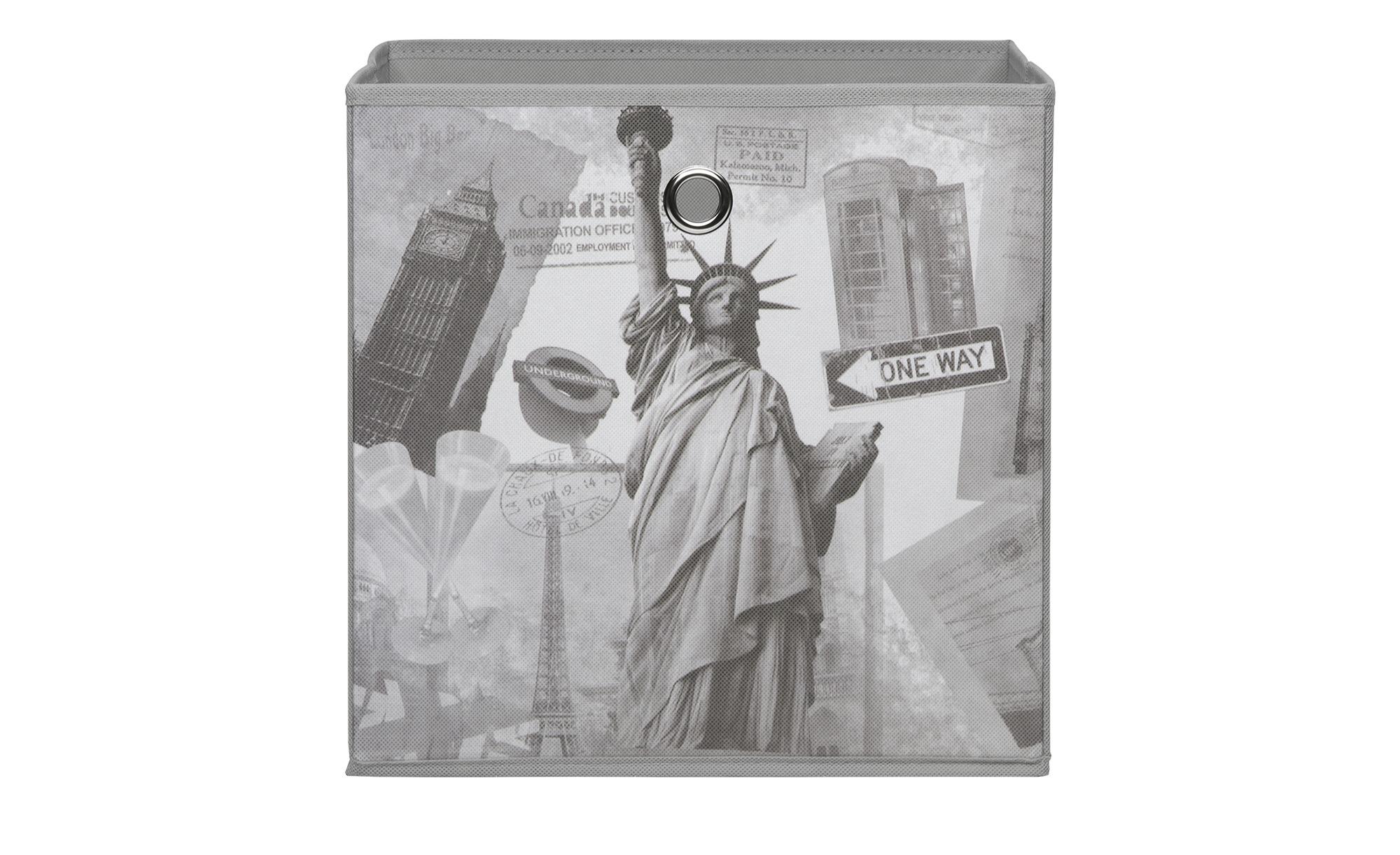 Faltbox ¦ Polypropylen ¦ Maße (cm): B: 32 H: 32 T: 32 Regale > Regal-Aufbewahrungsboxen - Höffner | Dekoration > Aufbewahrung und Ordnung > Kästchen | Möbel Höffner DE
