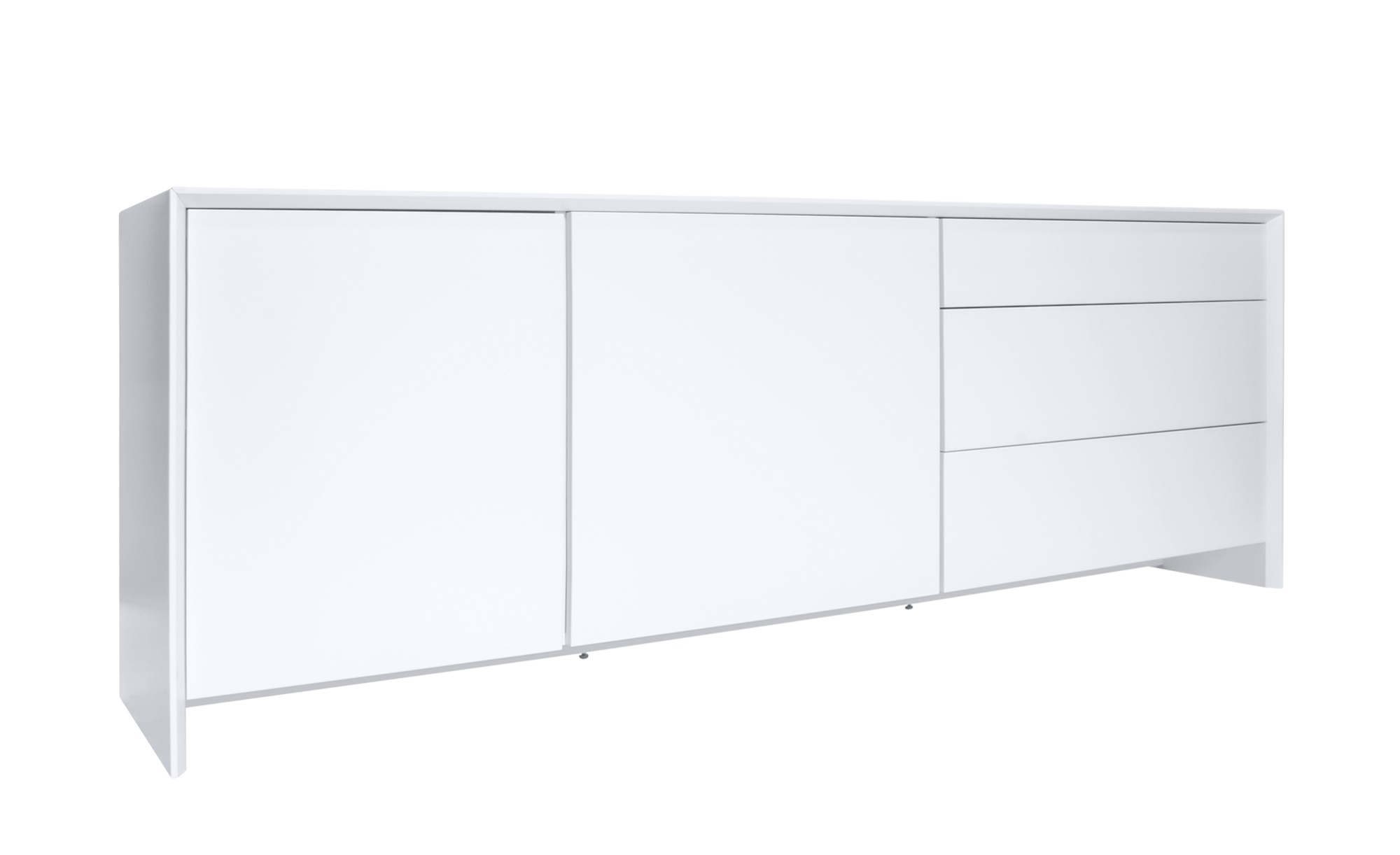 Sideboard   Leif ¦ Maße (cm): B: 220 H: 80 T: 47 Kommoden & Sideboards > Kommoden - Höffner