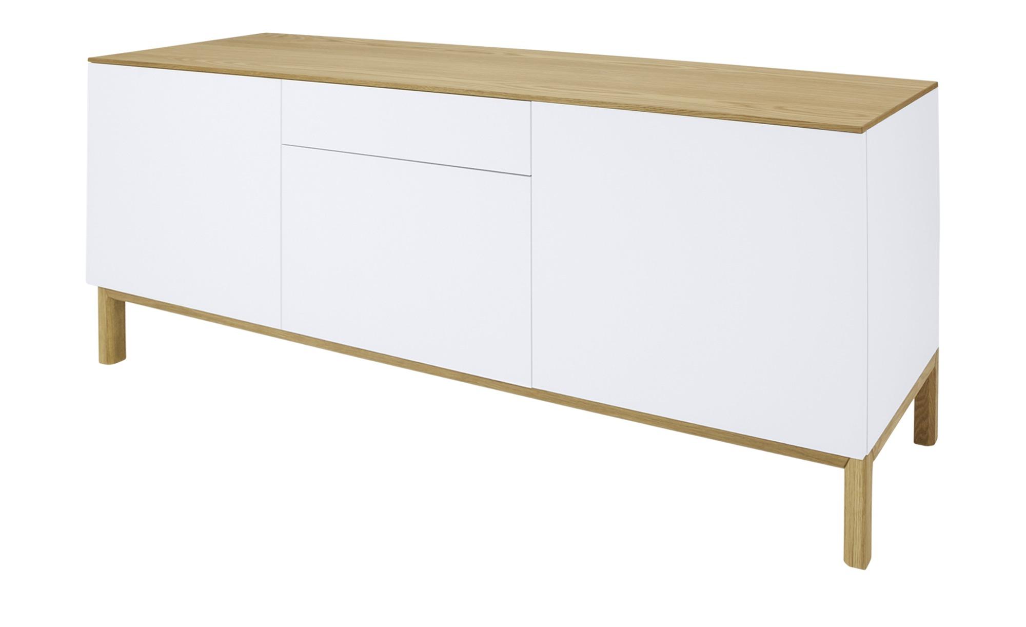 Sideboard  Loi ¦ weiß ¦ Maße (cm): B: 179 H: 85 T: 47 Kommoden & Sideboards > Kommoden - Höffner