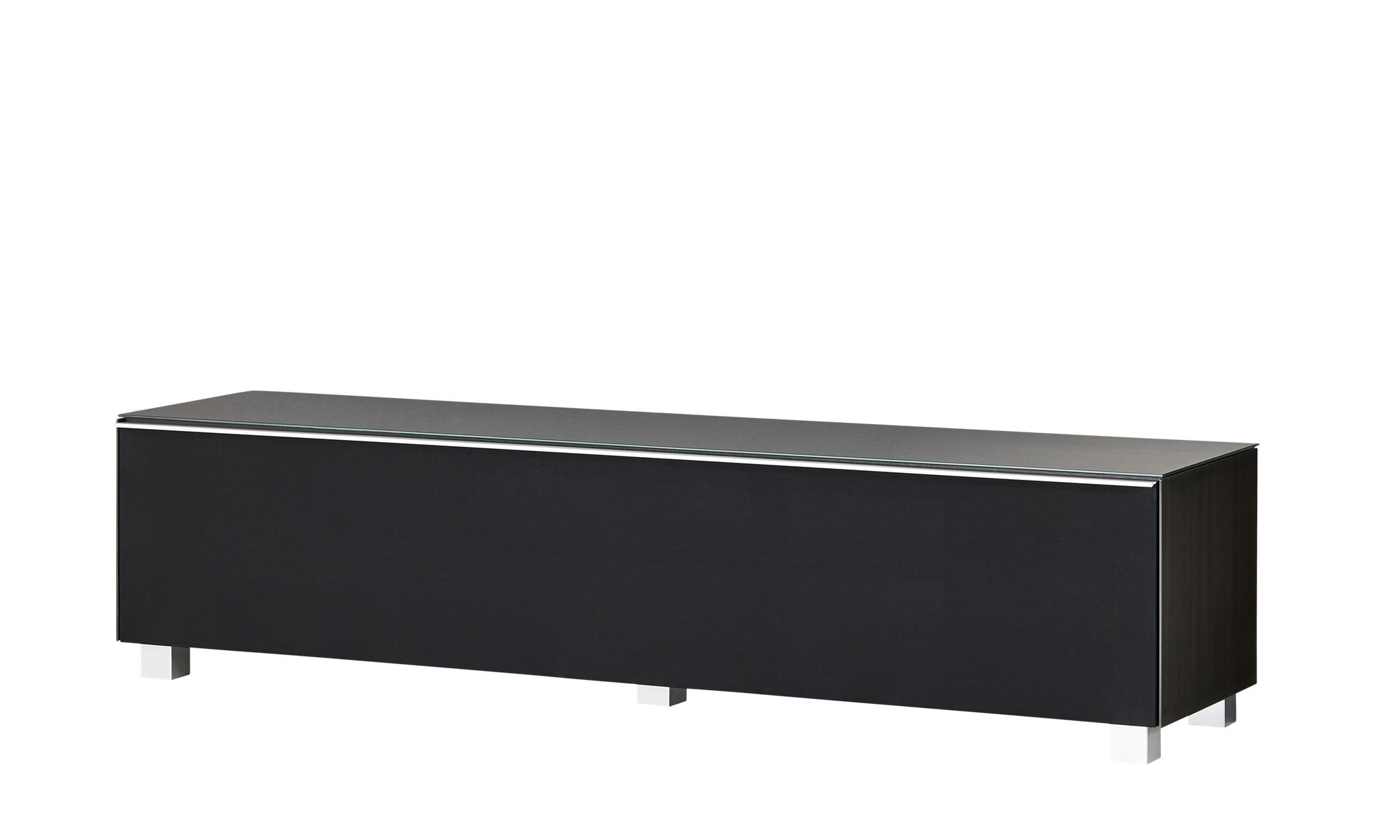 Soundboard  Soundbase Deluxe ¦ schwarz ¦ Maße (cm): B: 180 H: 43 T: 42 Kommoden & Sideboards > Lowboards - Höffner