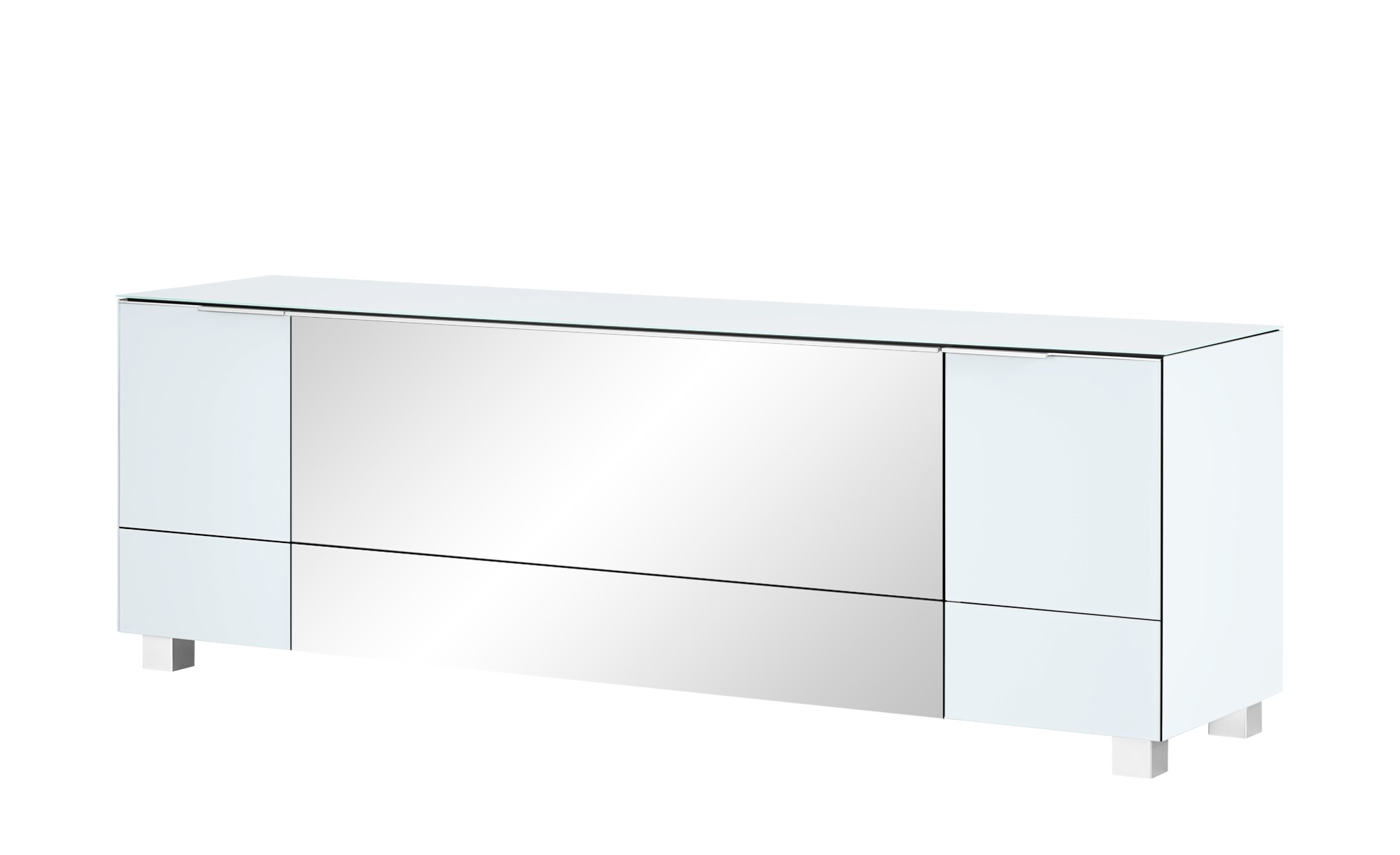 TV-Lowboard  Soundbase L ¦ weiß ¦ Maße (cm): B: 180 H: 60 T: 42 TV- & Media Möbel > TV-Racks - Höffner