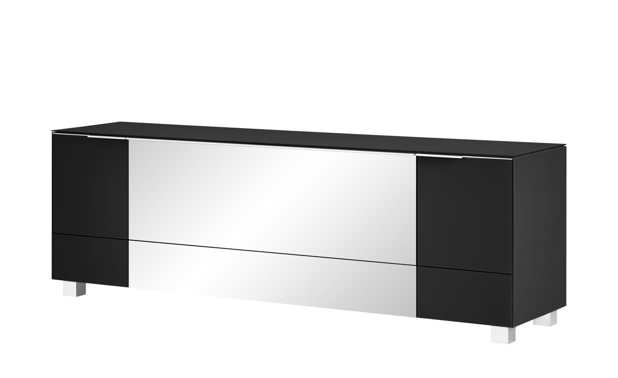 TV-Lowboard  Soundbase L ¦ schwarz ¦ Maße (cm): B: 180 H: 60 T: 42 TV- & Media Möbel > TV-Racks - Höffner
