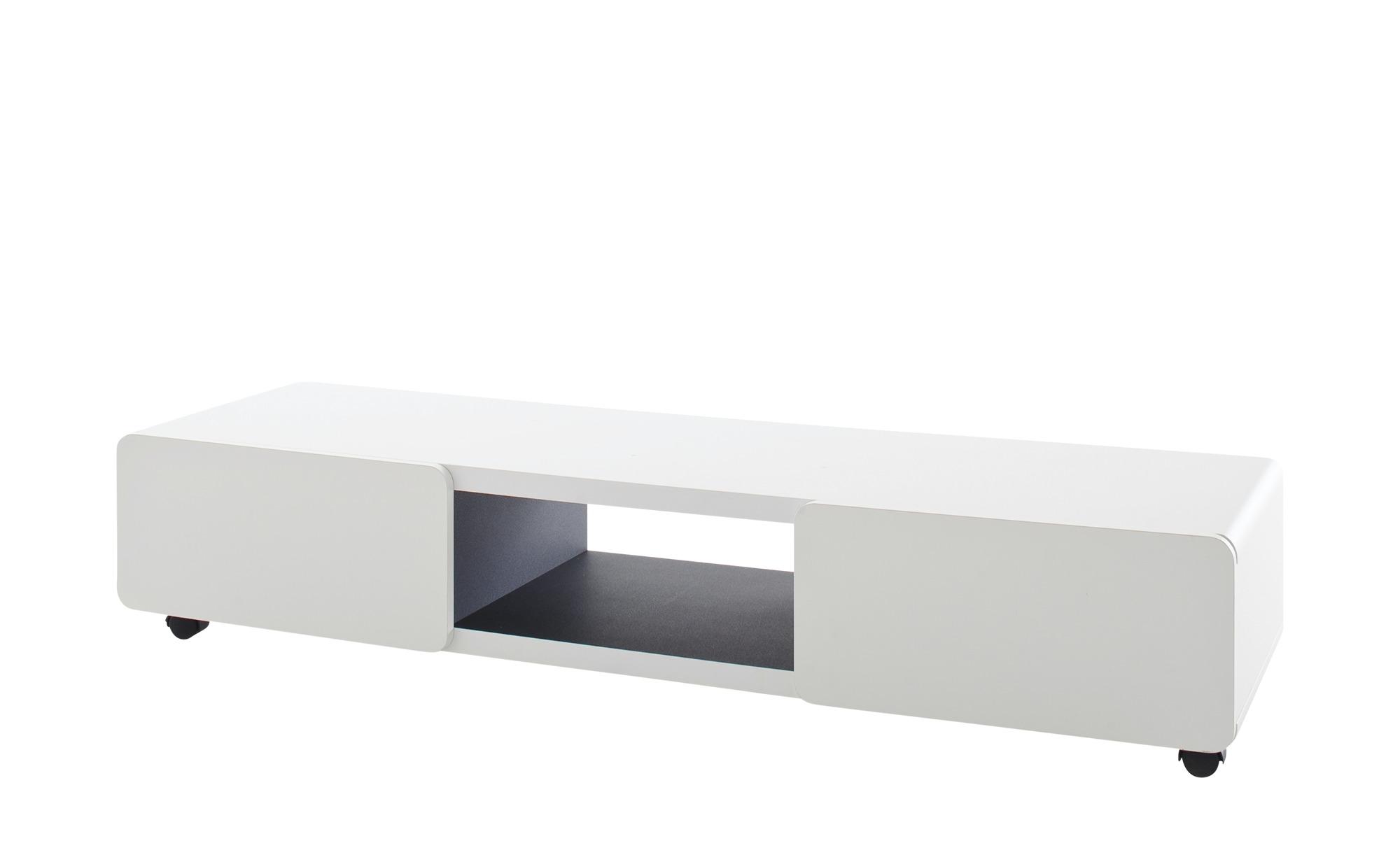 Tv Lowboard Corvara Weiß Maße Cm B 140 H 28 T 41 Tv