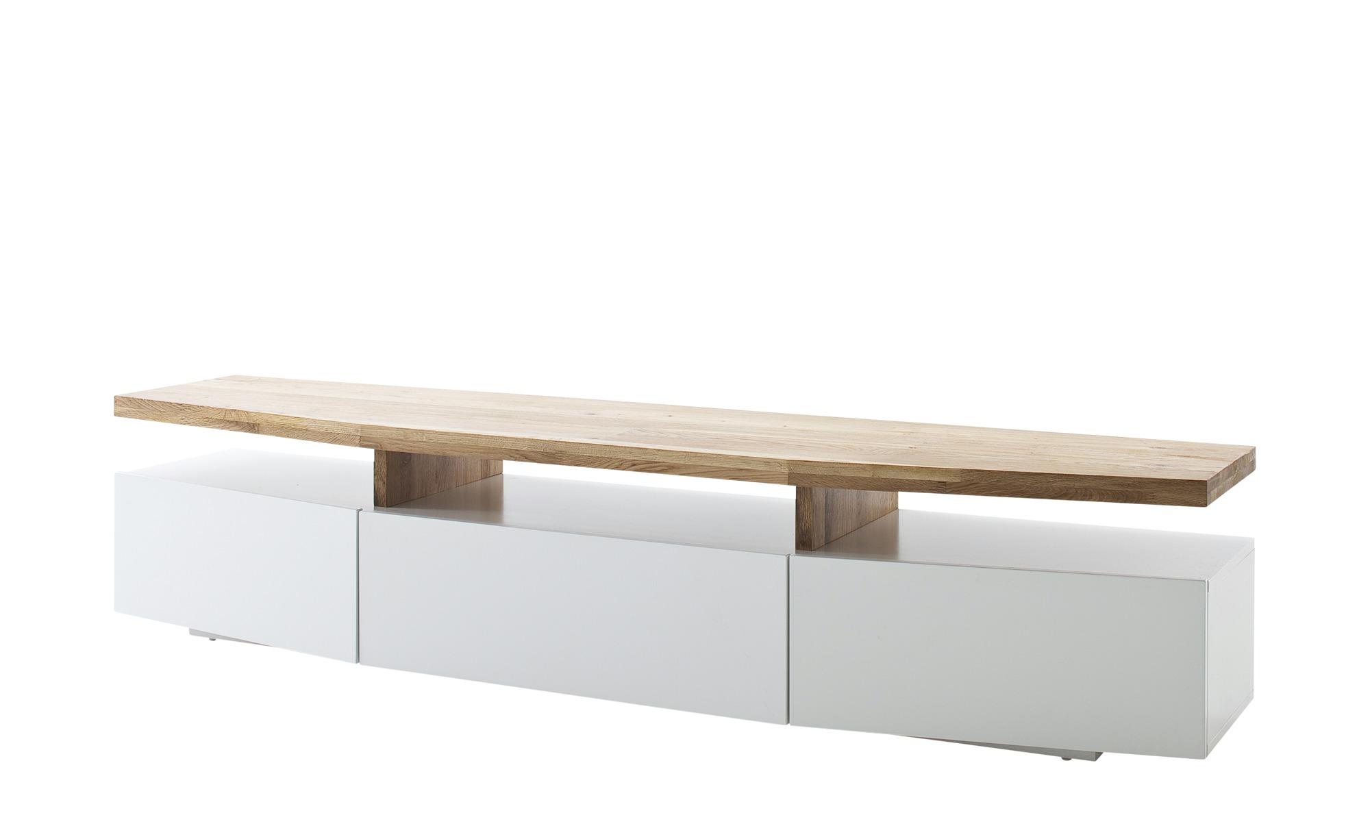 Tv Lowboard Lazise Weiß Maße Cm B 180 H 39 T 40 Tv
