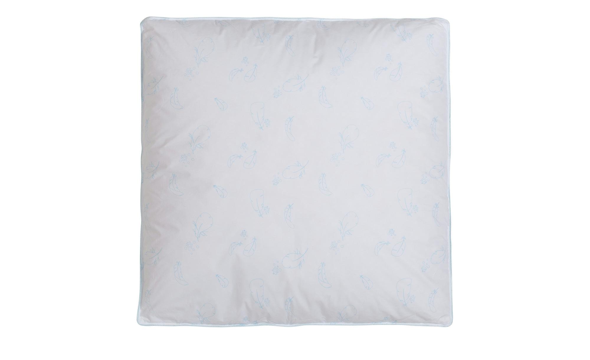Bettdecke für Babys mit Dauen- und Federfüllung