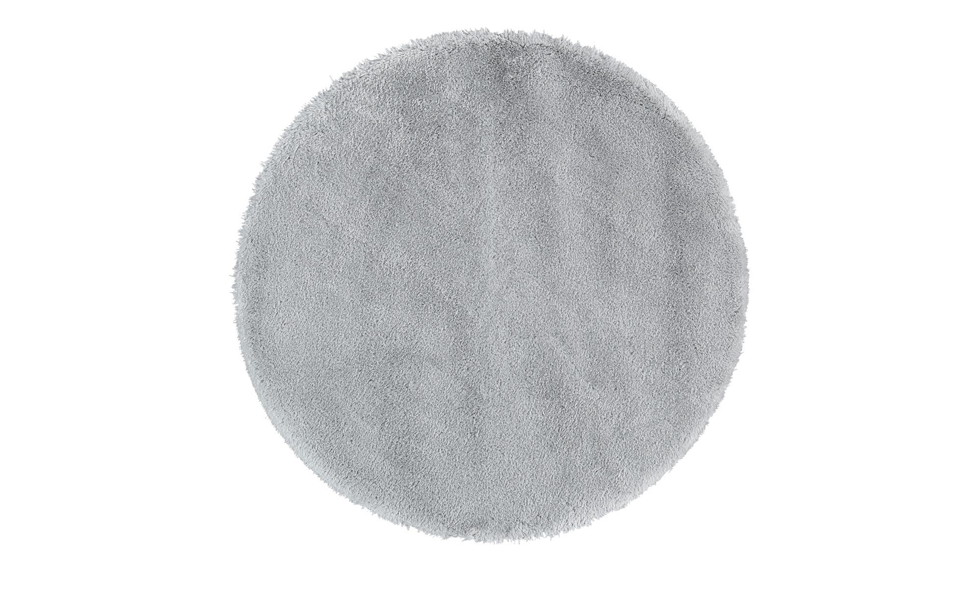Kinderteppich  Lämmchen ¦ grau ¦ 100% Polyester, Suede-Rücken, Synthethische FasernØ: [80.0] Teppiche > Kinderteppiche - Höffner