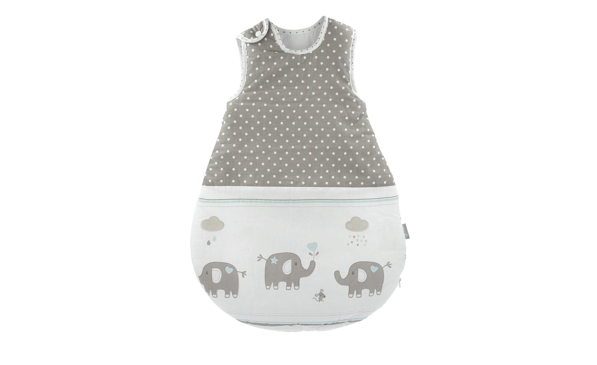 Gefütterter Schlafsack für Babys