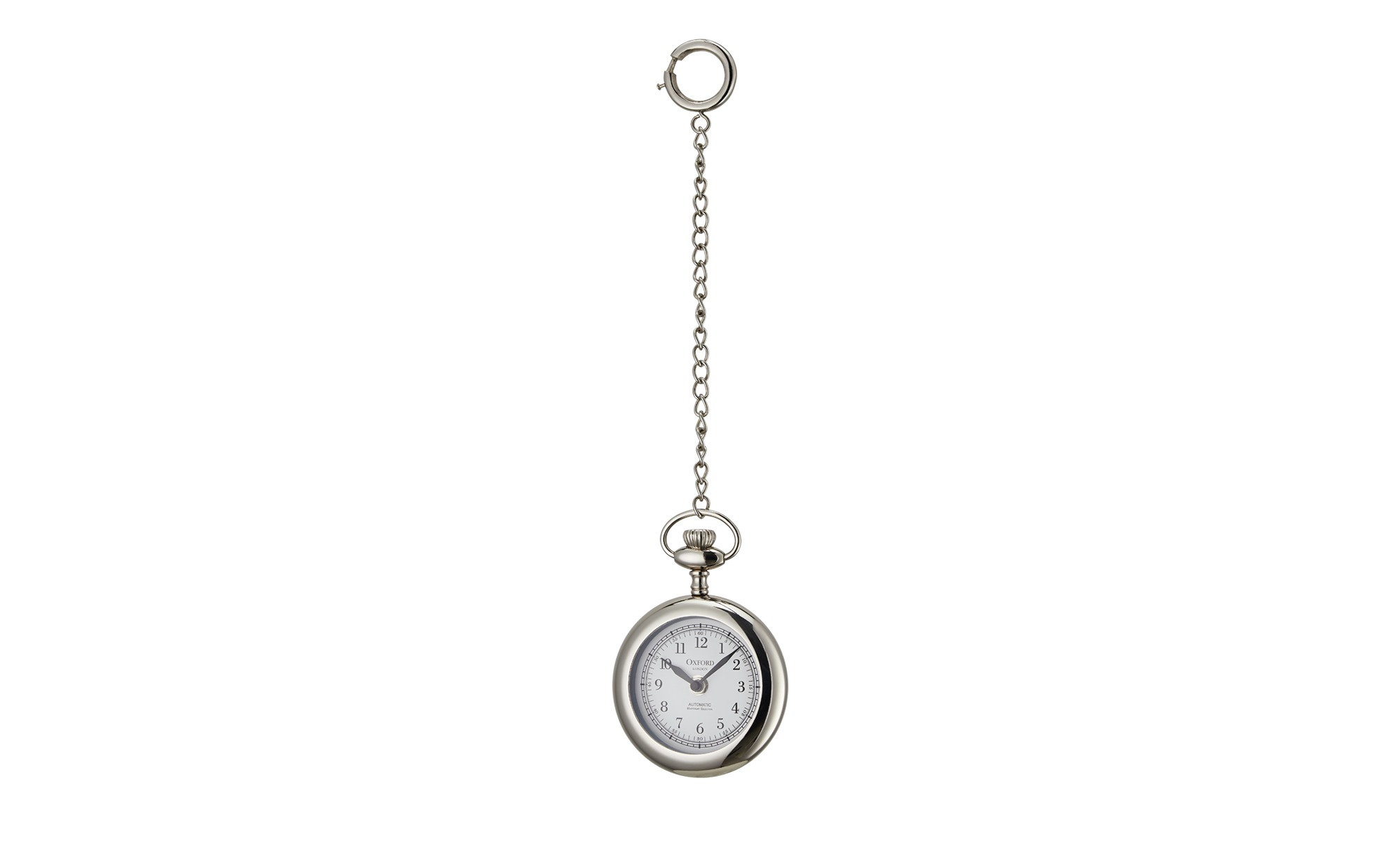 Wanduhr im Stil einer Taschenuhr