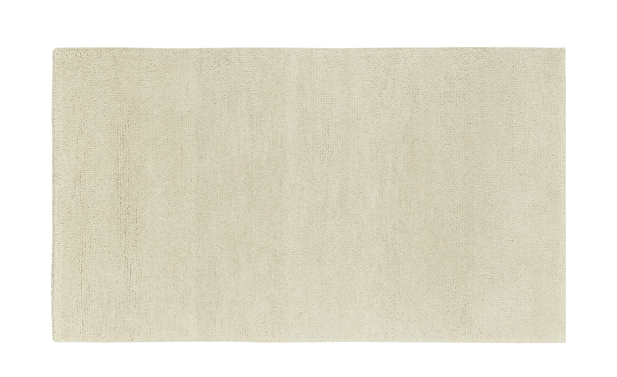Berber-Teppich  Marrakesh simple ¦ creme ¦ reine Wolle| Wolle ¦ Maße (cm): B: 90 Teppiche > Wohnteppiche > Naturteppiche - Höffner | Heimtextilien > Teppiche > Berberteppiche | Möbel Höffner DE