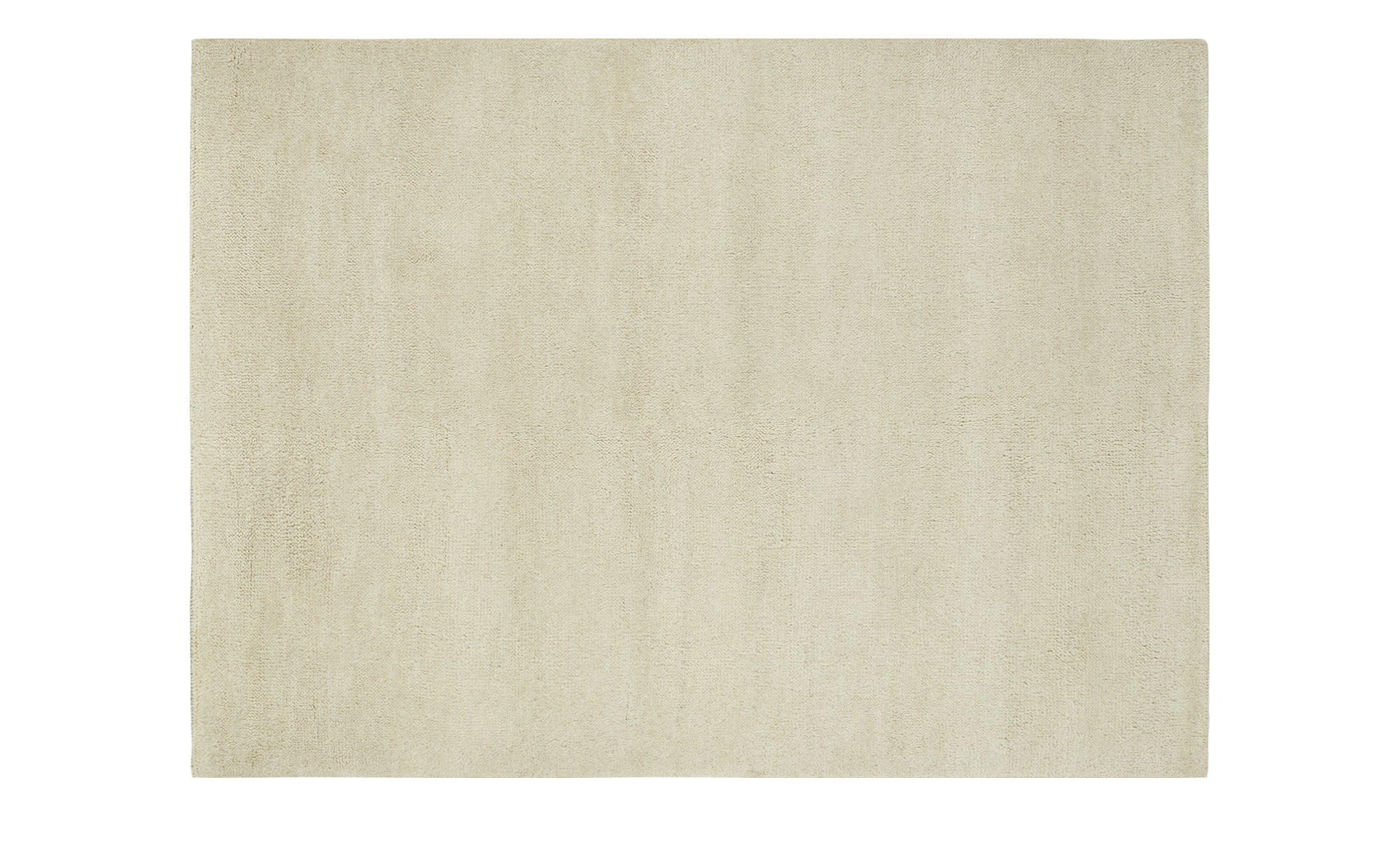 Berber-Teppich  Marrakesh simple ¦ creme ¦ reine Wolle ¦ Maße (cm): B: 140 Teppiche > Wohnteppiche - Höffner