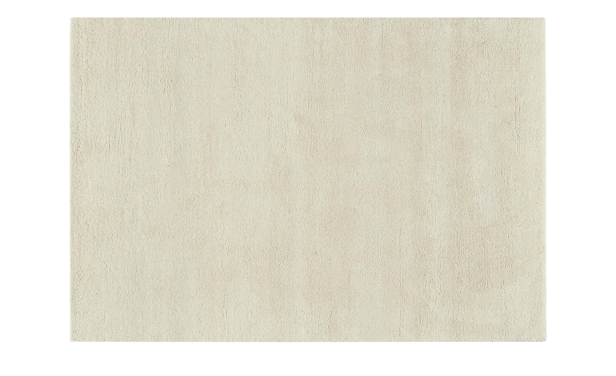 Berber-Teppich  Marrakesh double ¦ creme ¦ 100 % Wolle ¦ Maße (cm): B: 170 Teppiche > Wohnteppiche - Höffner | Heimtextilien > Teppiche > Berberteppiche | Creme | Wolle | Möbel Höffner DE